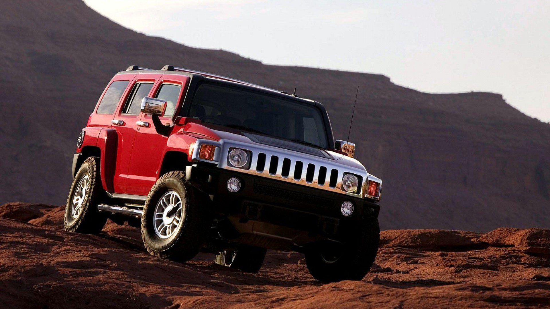 Res: 1920x1080, Hummer H3