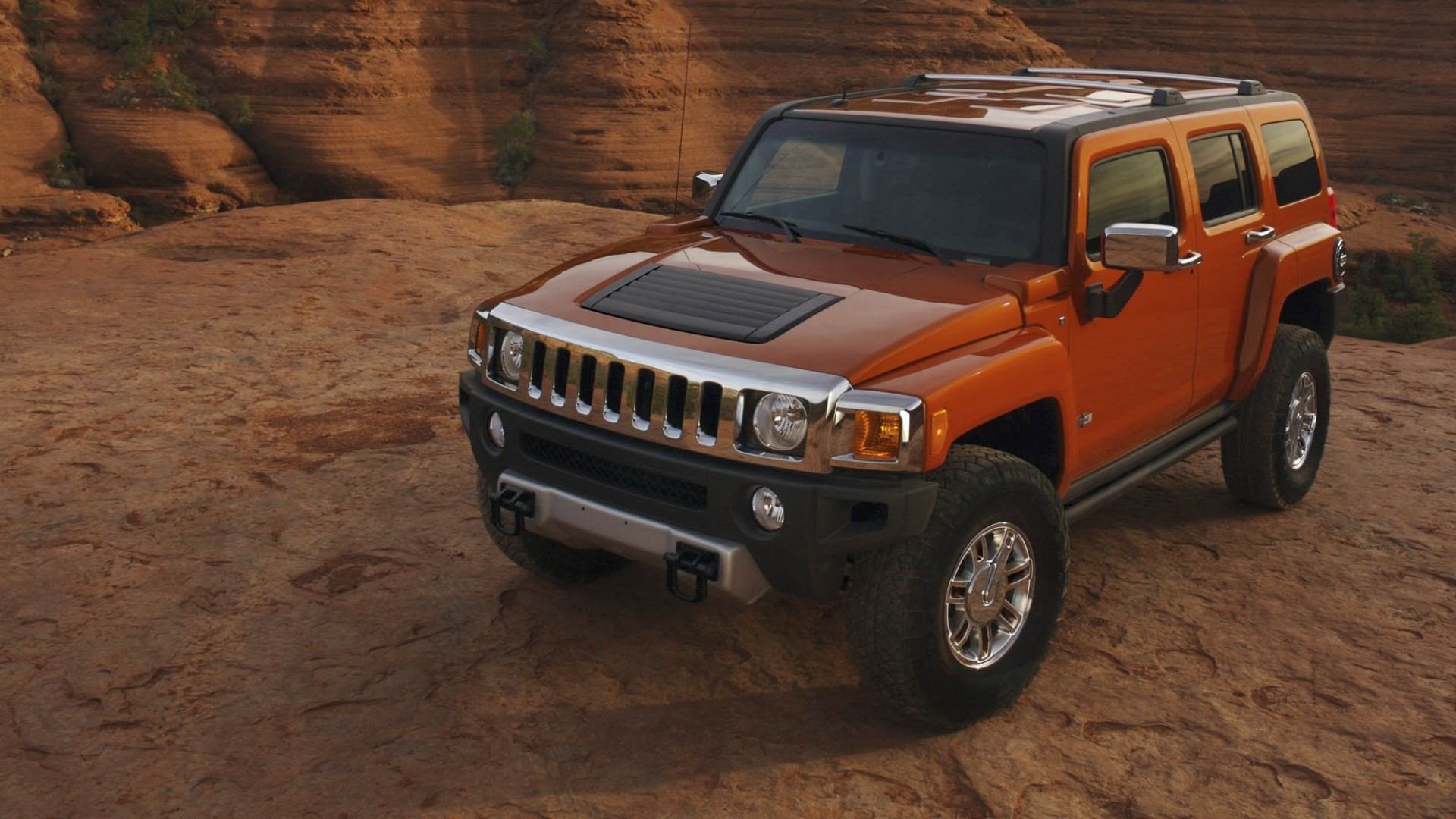 Res: 1920x1080, Hummer H3 Wallpapers 5 - 1920 X 1080