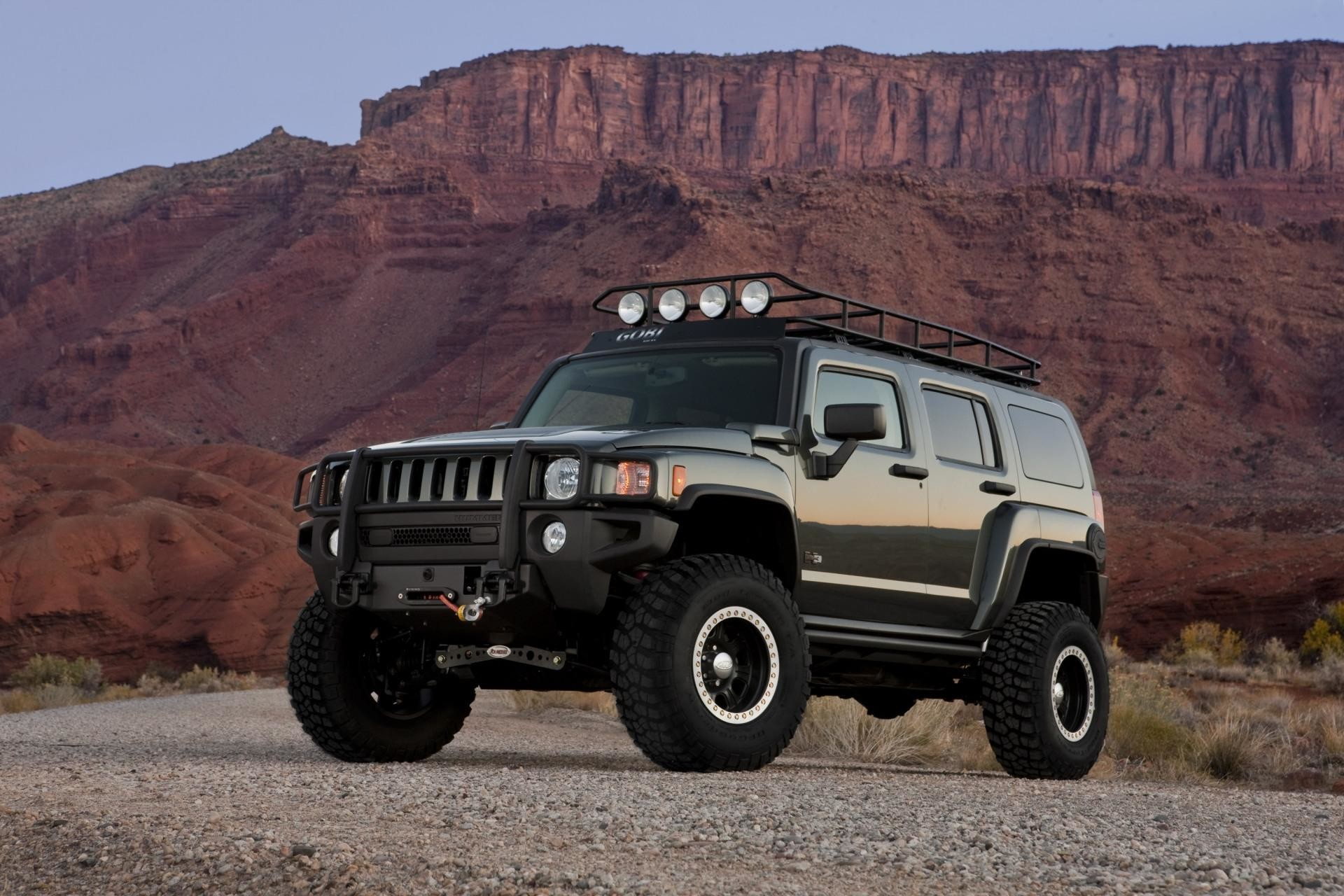 Res: 1920x1280, Black Hummer H3 HD Wallpaper