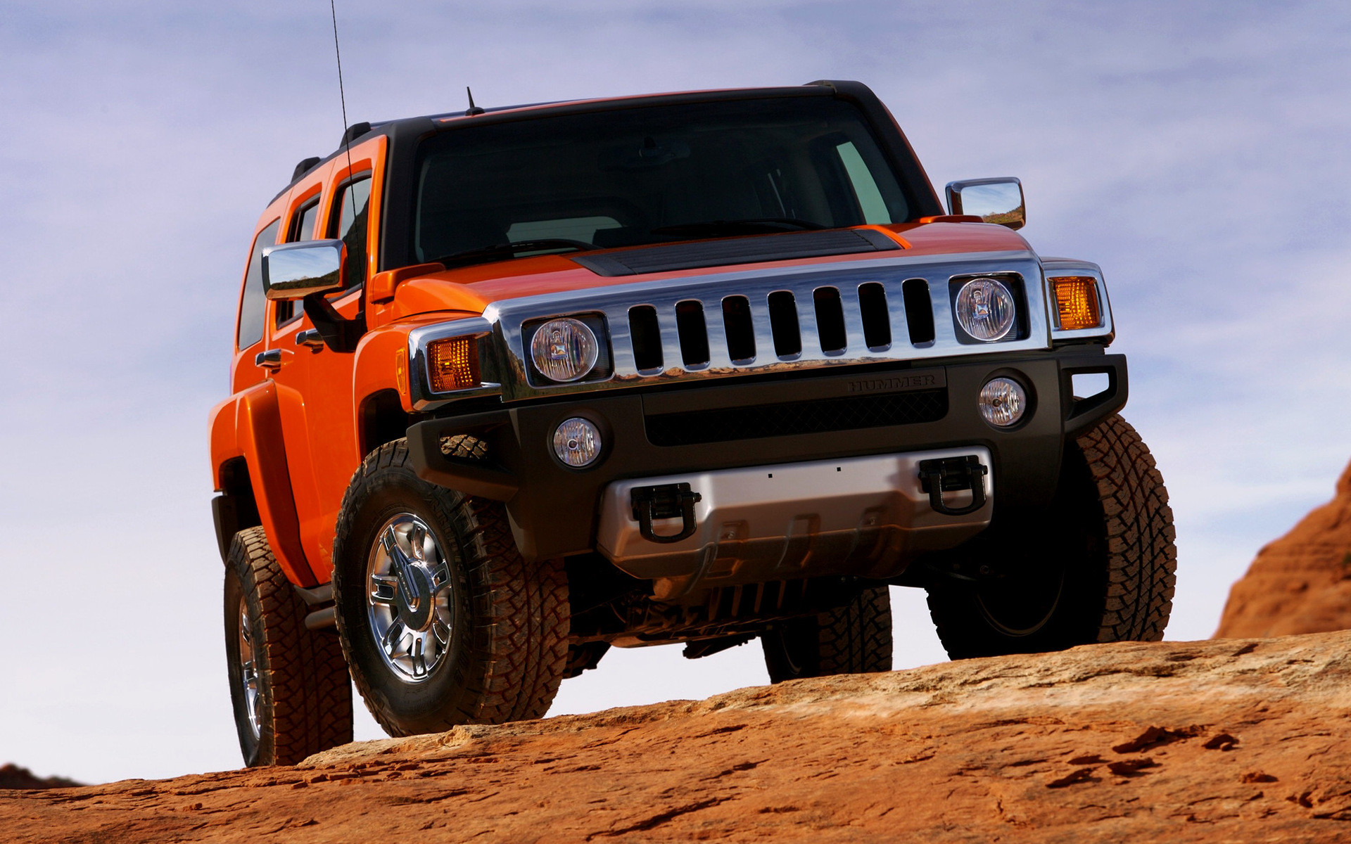 Res: 1920x1200, Wide 8:5 · Hummer H3 ...