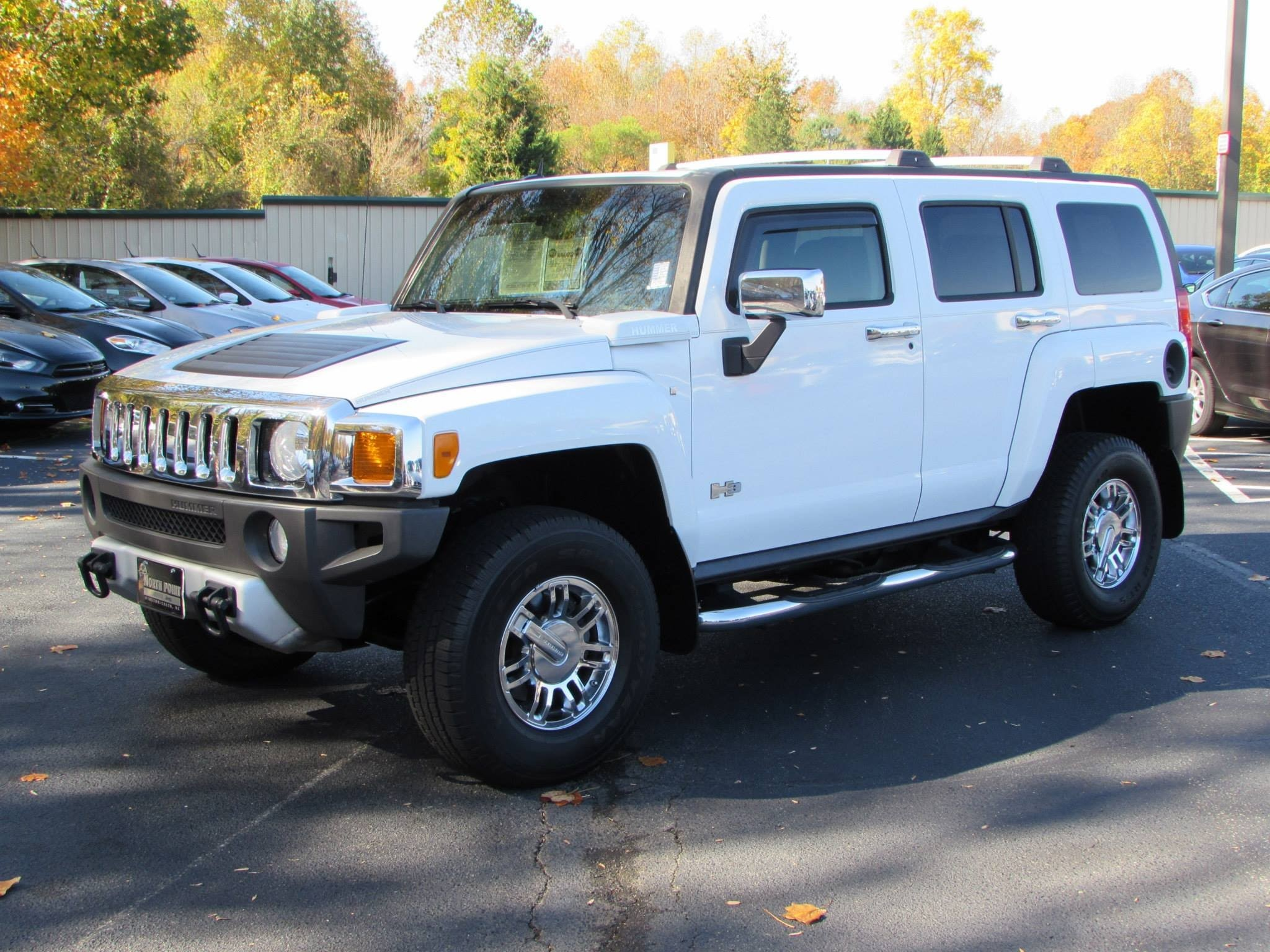 Res: 2048x1536, Hummer H3 3