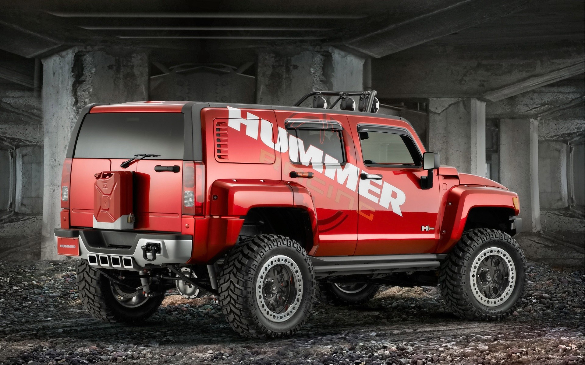 Res: 1920x1200, Red Hummer H3 Wallpaper Android Wallpaper