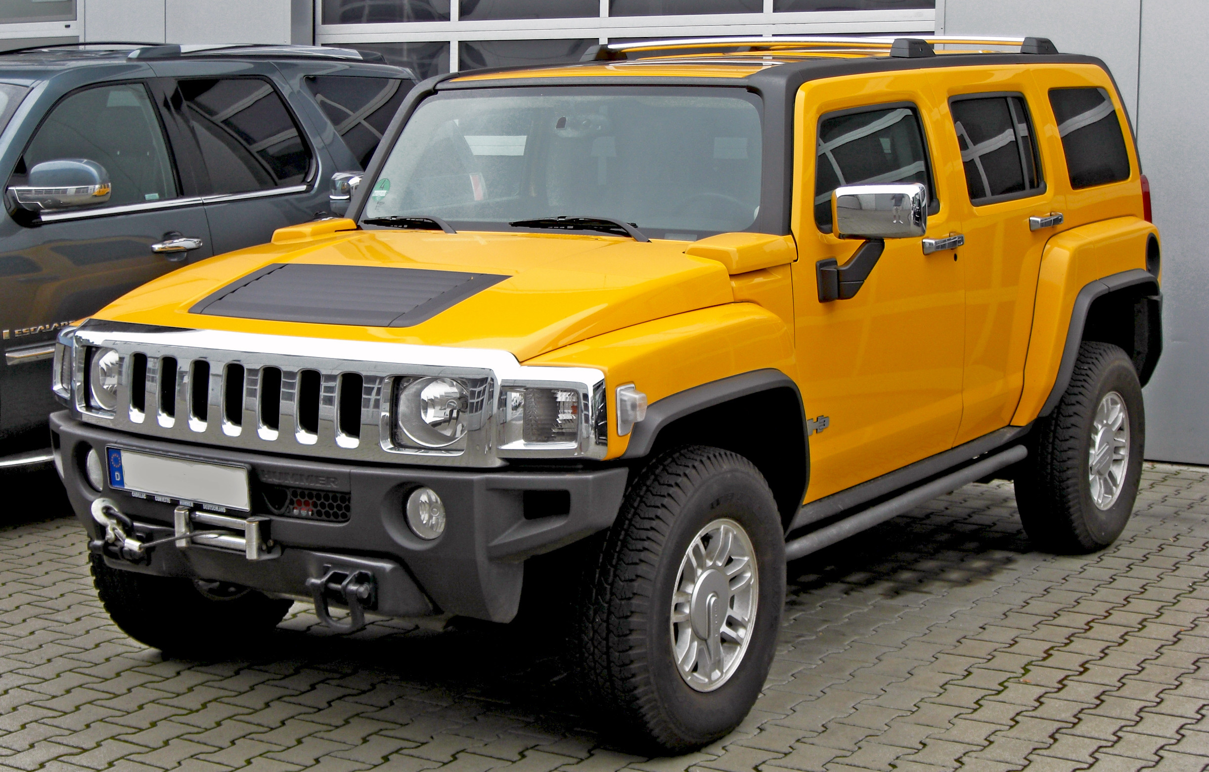 Res: 2445x1563, 2014 Hummer H3