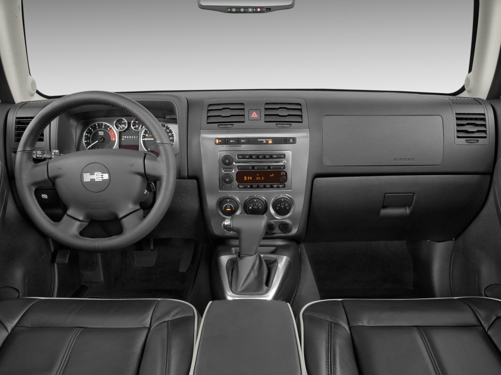 Res: 1920x1440, Hummer H3 Interior