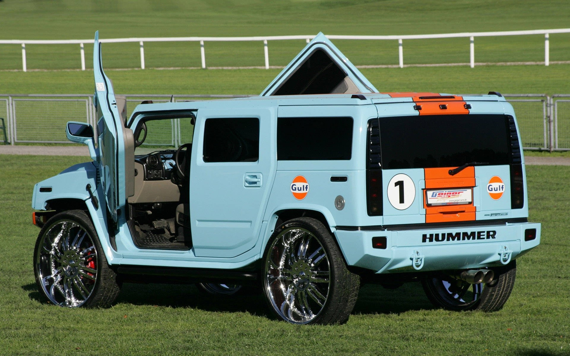 Res: 1920x1200, hummer h3 tuning