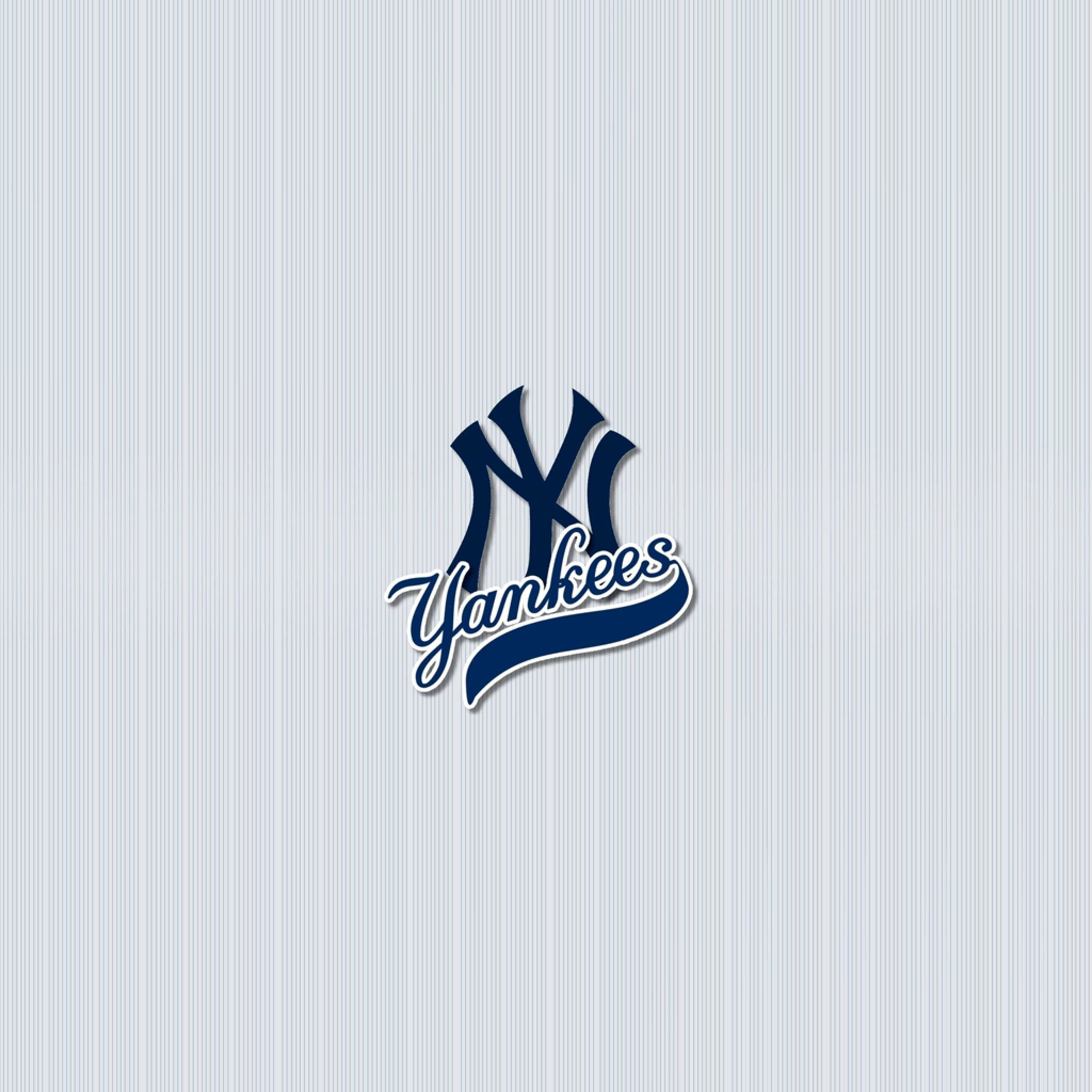 Res: 2048x2048, New York Yankees Logo HD IPad Wallpaper #2686 | TanukinoSippo.com