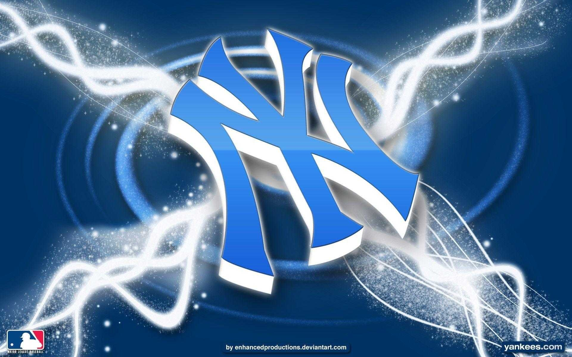 Res: 1920x1200, New York Yankees Wallpaper Computer Screen Hd Logo Of Laptop