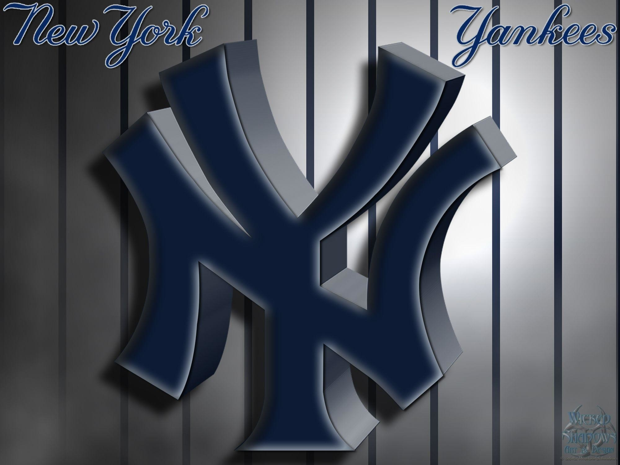 Res: 2000x1500,  Ny Yankees Logo Wallpapers Wallpaper Cave · Download · Pinstripe  Alley ...