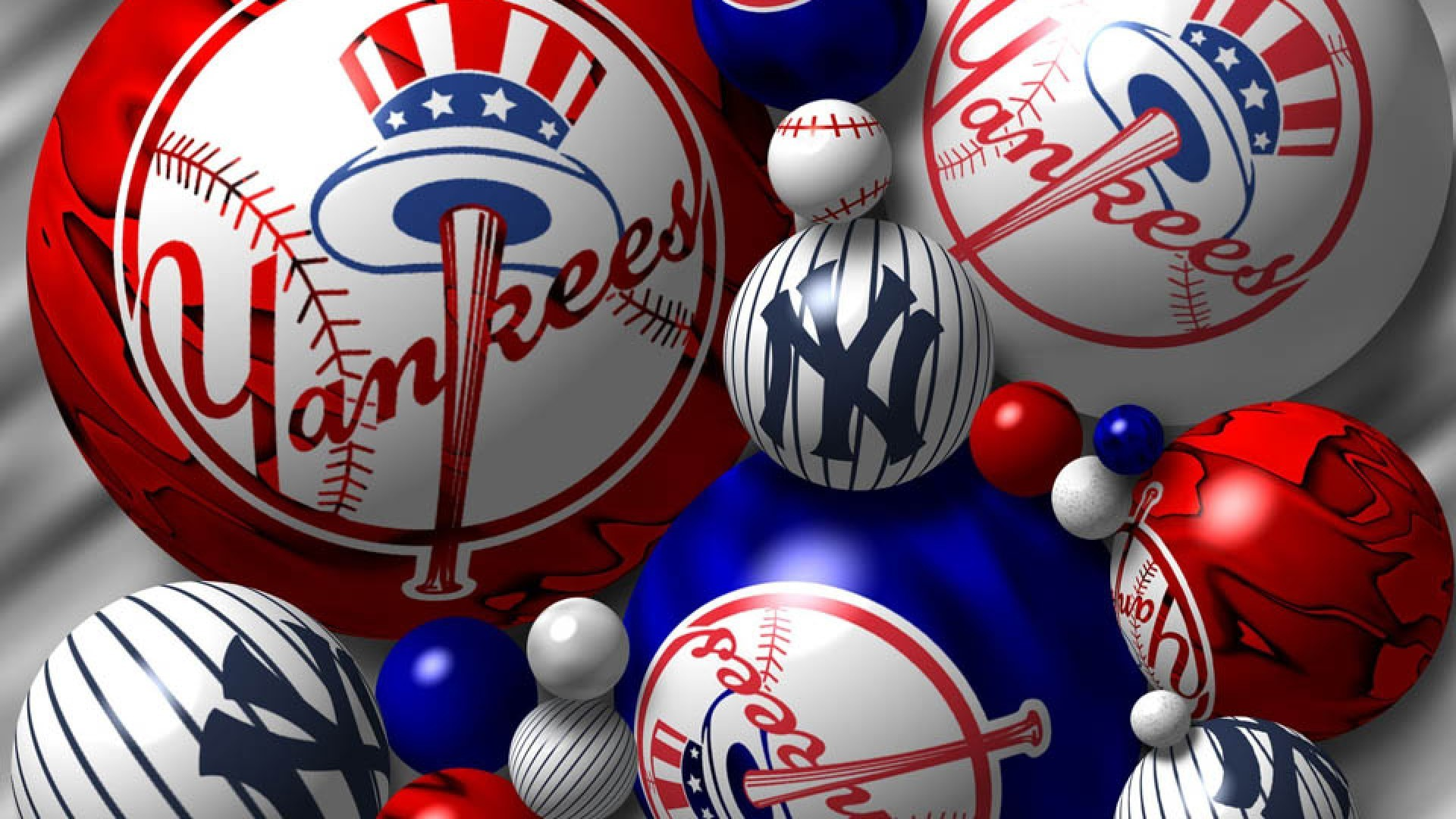 Res: 1920x1080, Wallpaper New York Yankees