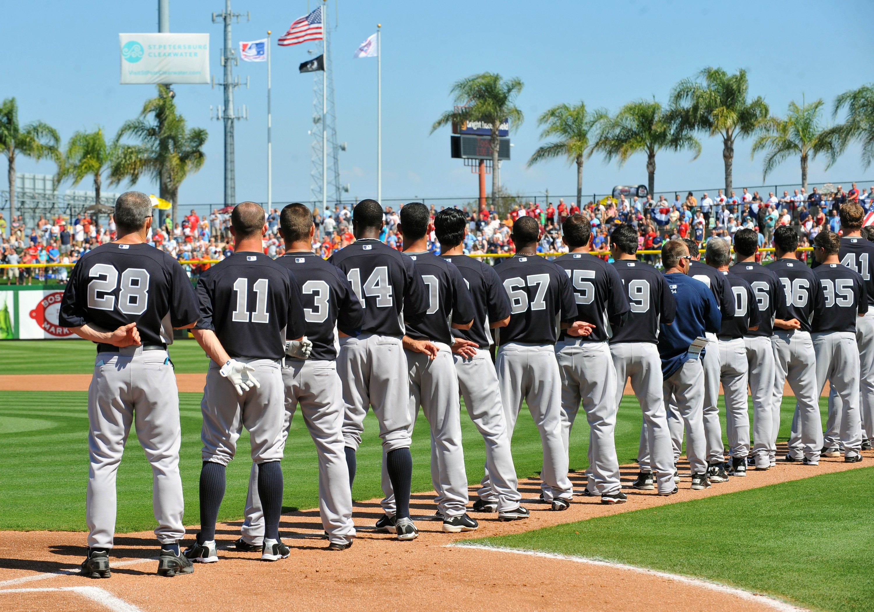 Res: 3001x2101, Epic Wallpaper New York Yankees