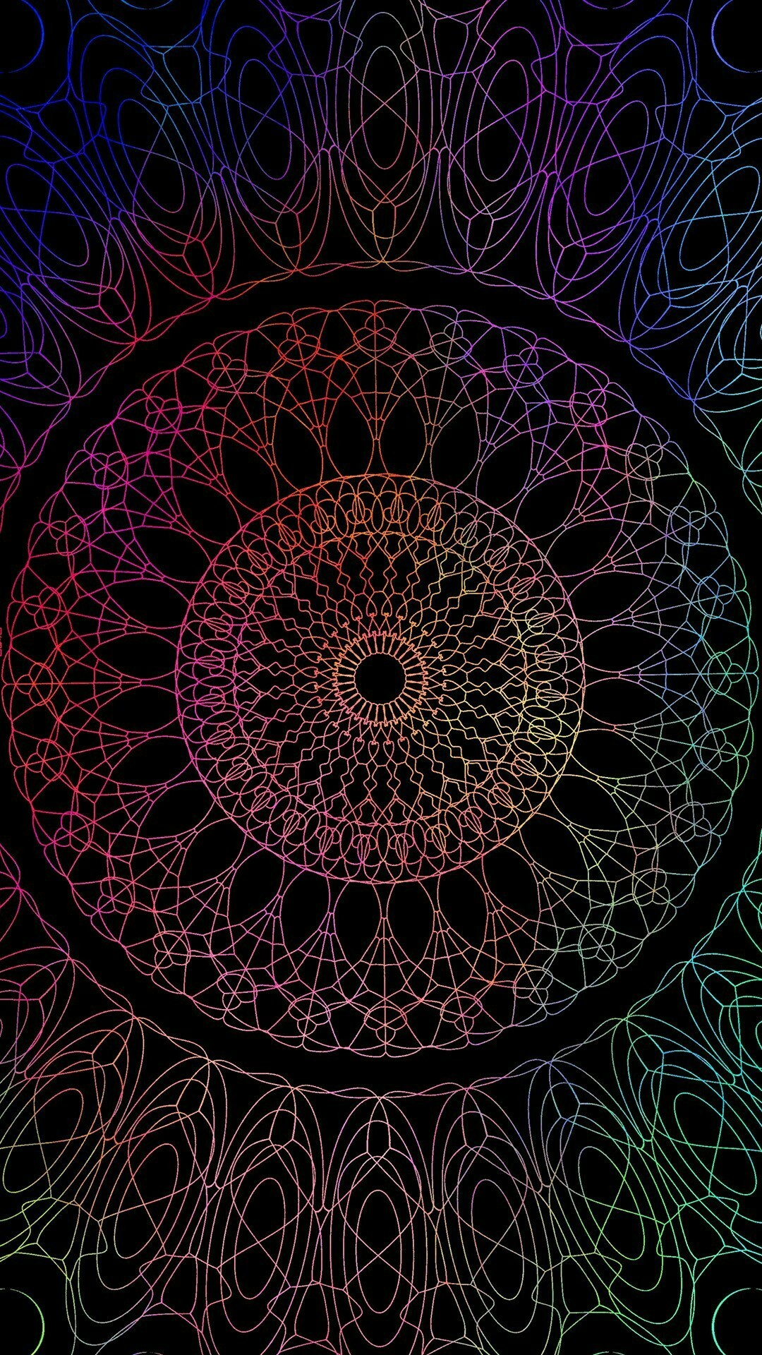 Res: 1080x1920, Art & Creative Wallpapers. Download the following Mandala Desktop ...
