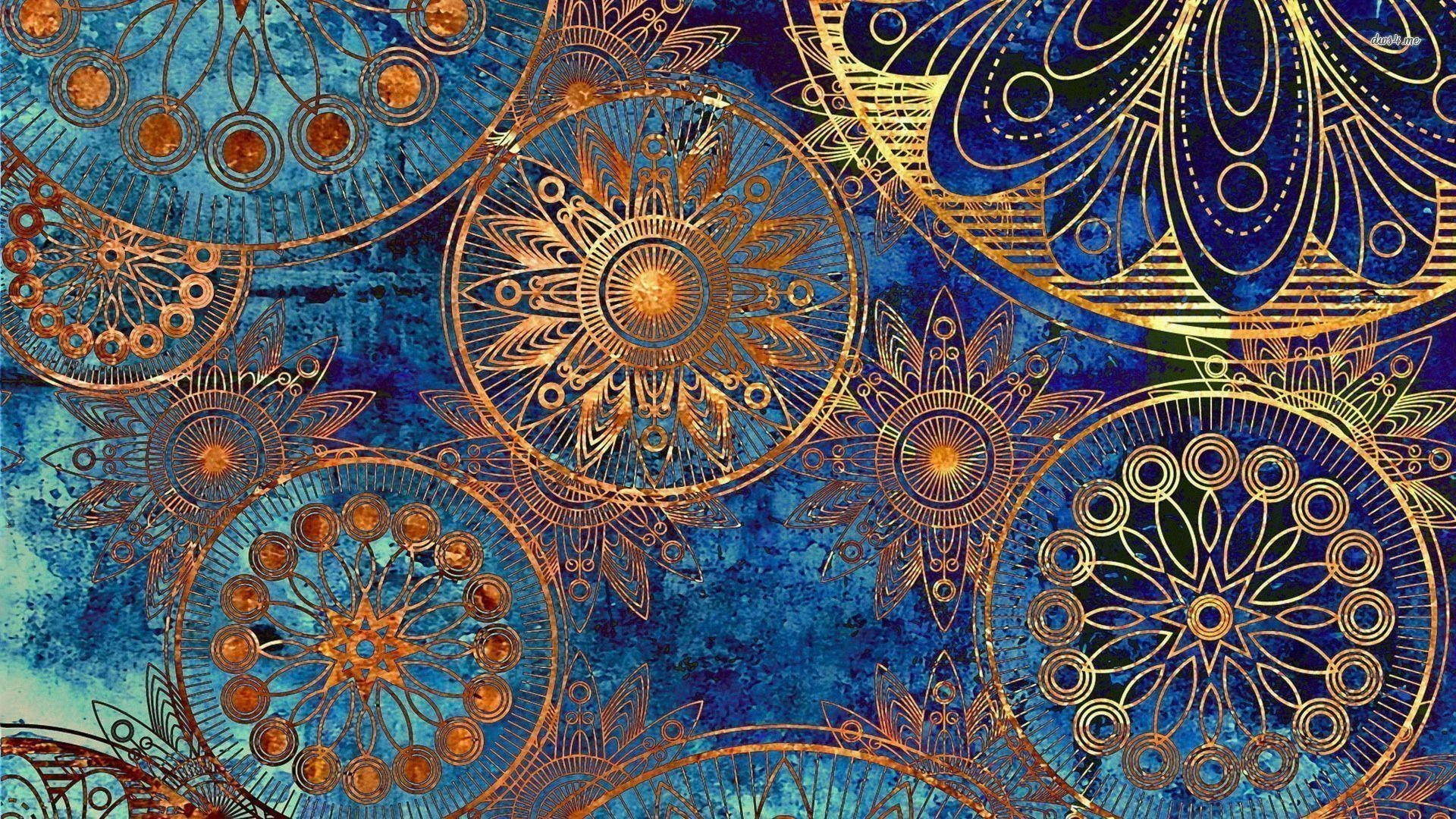 Res: 1920x1080, Art & Creative Wallpapers. Download the following Mandala Wallpaper ...