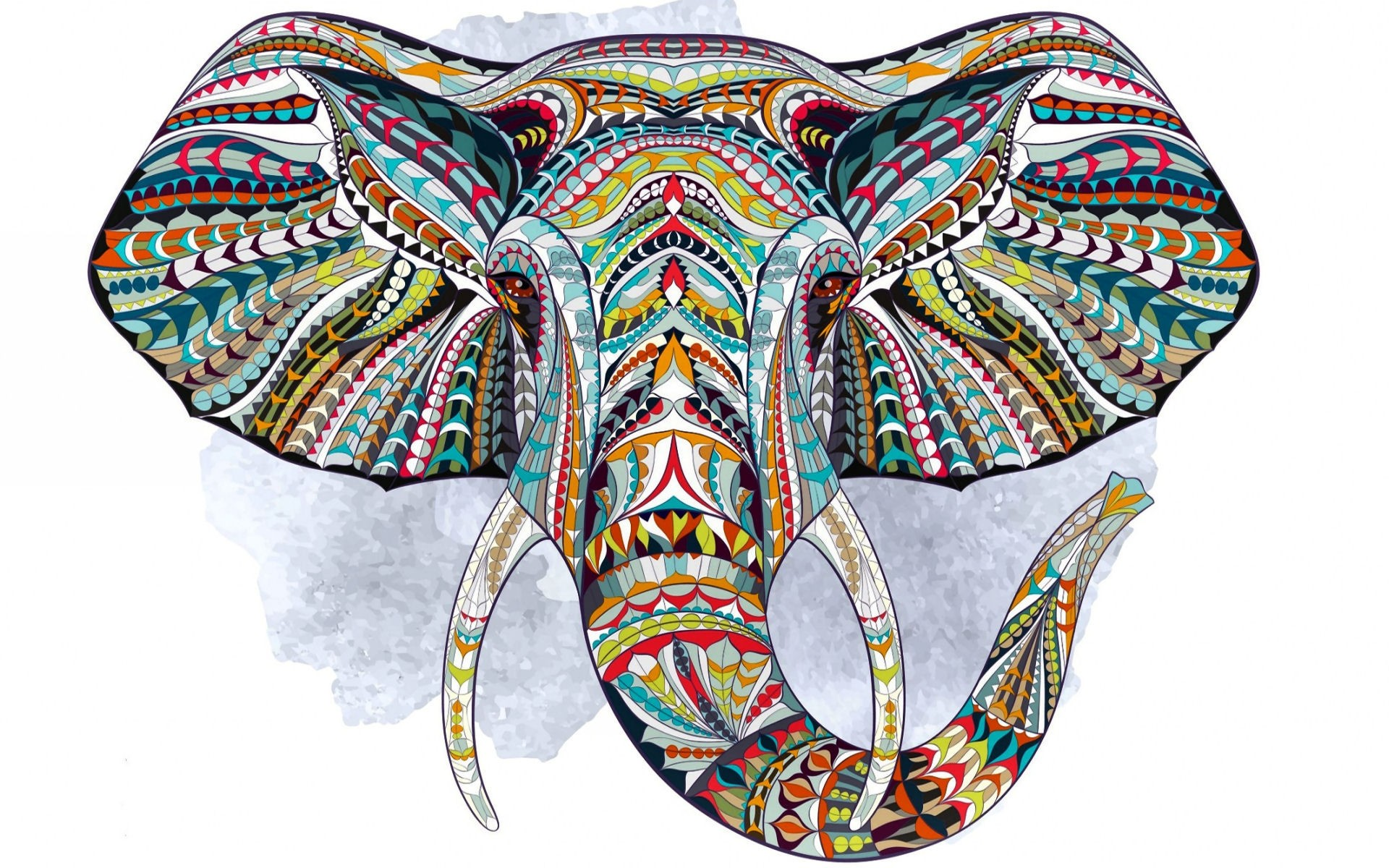 Res: 1920x1200, Image: Ethnic Elephant wallpapers and stock photos. Â«