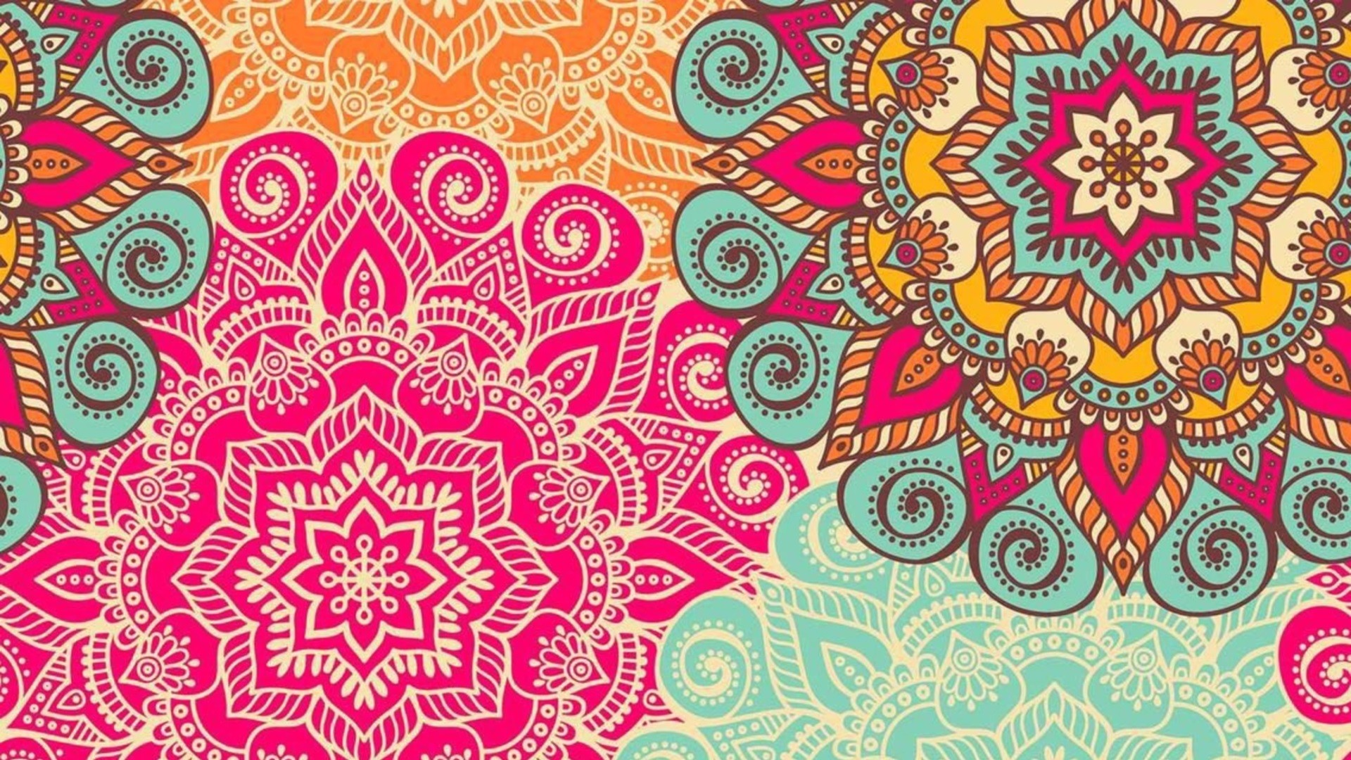 Res: 1920x1080, Buddhist-Mandala-1920×1080-wallpaper-wp10096