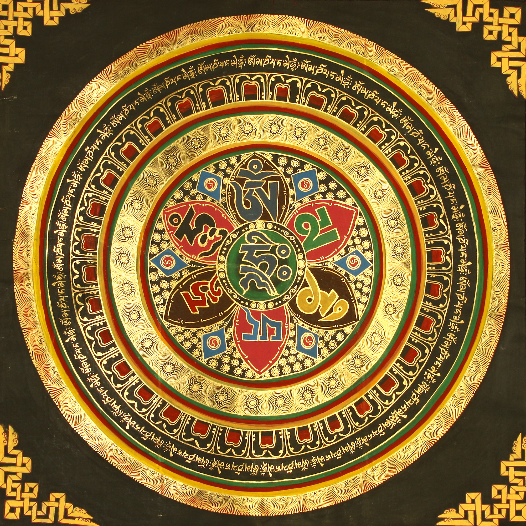 Res: 2002x2000, HD Wallpaper of Buddhist Mandala Wallpaper, Desktop Wallpaper Buddhist Mandala  Wallpaper