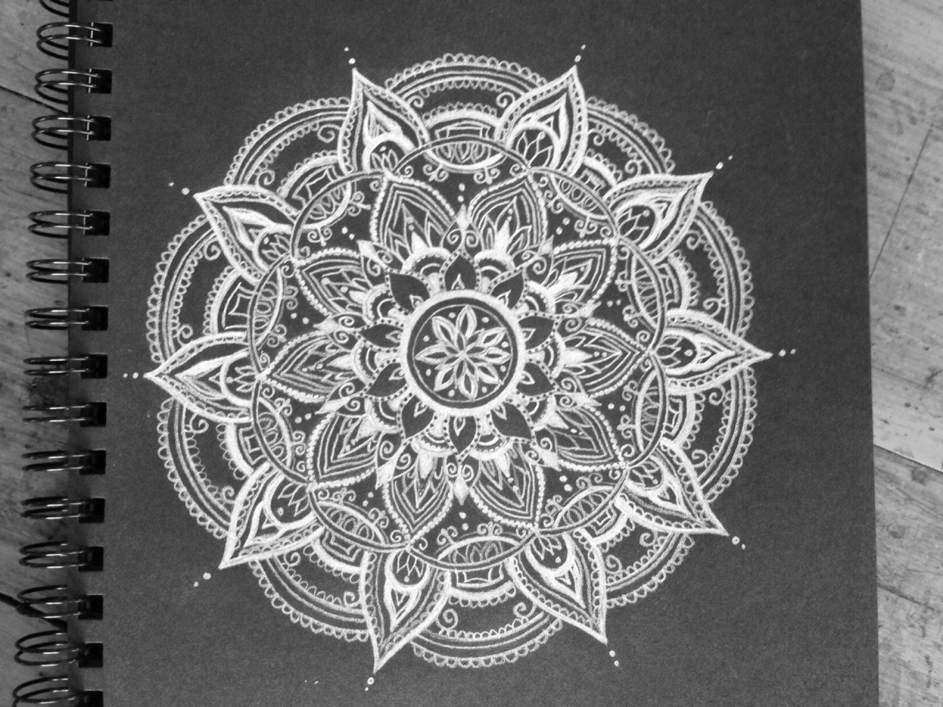 Res: 1920x1440, Art & Creative Wallpapers. Download the following Mandala Desktop ...