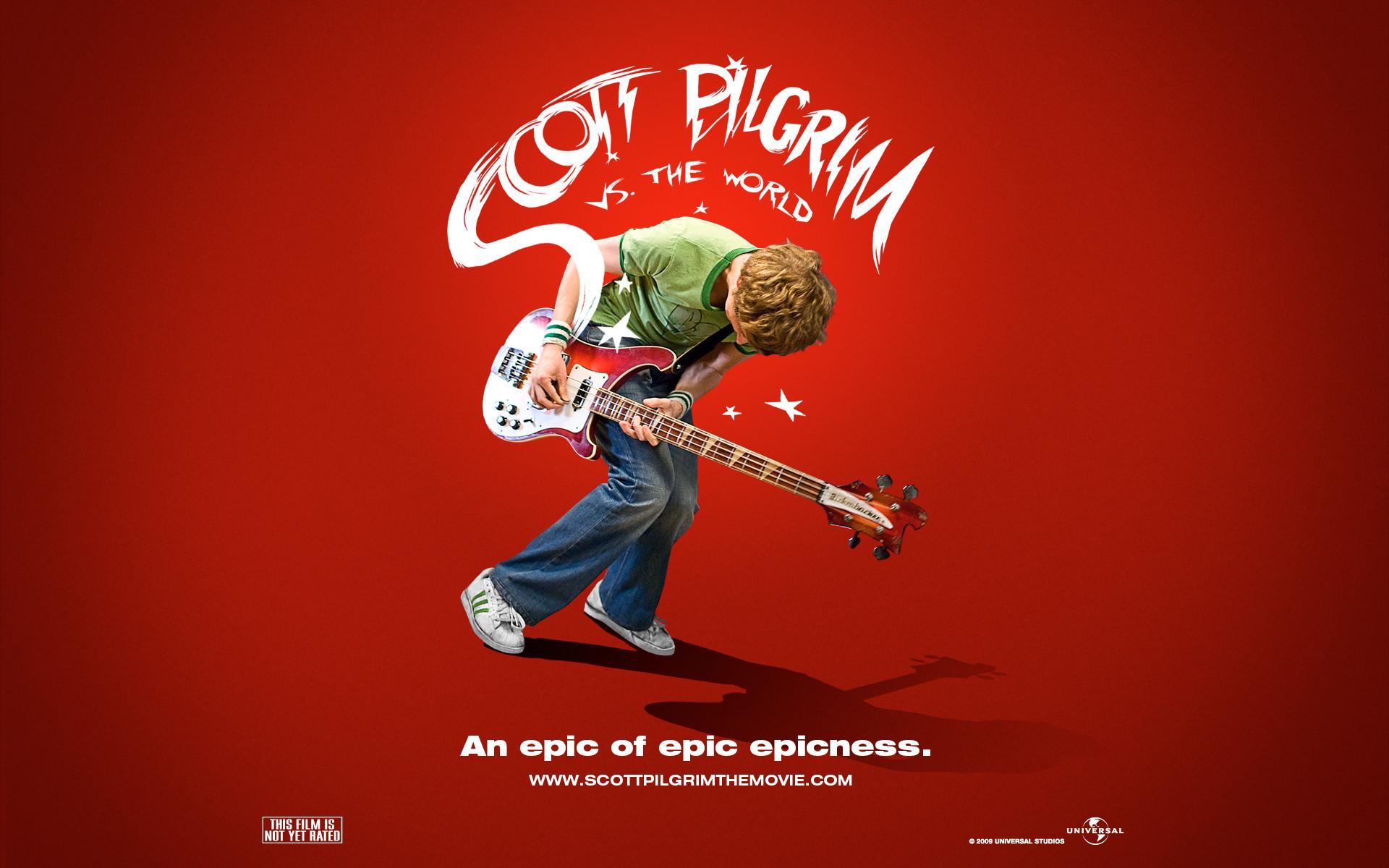 Res: 1920x1200, Filme - Scott Pilgrim vs. the World Michael Cera Scott Pilgrim Wallpaper