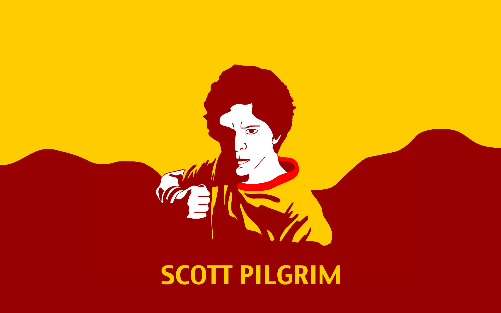 Res: 1920x1200, Scott Pilgrim wallpaper