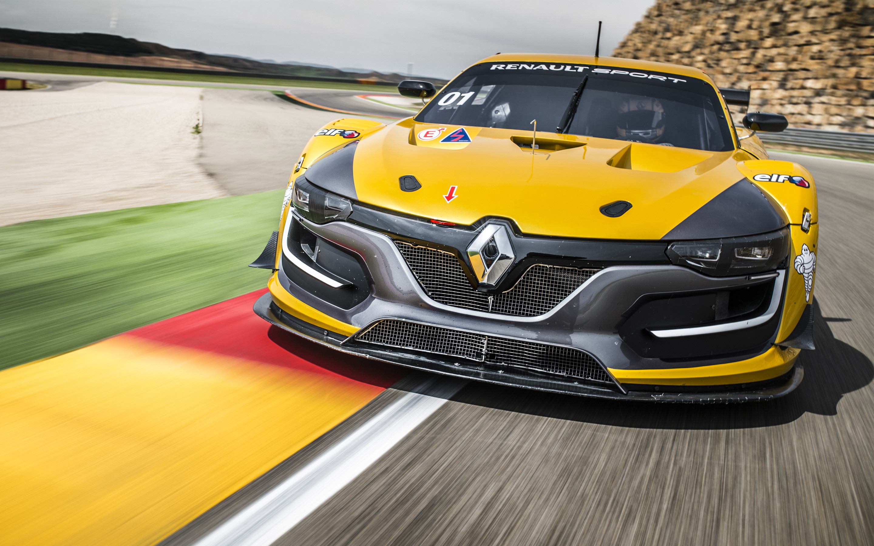 Res: 2880x1800, Tags: Sport racing Renault