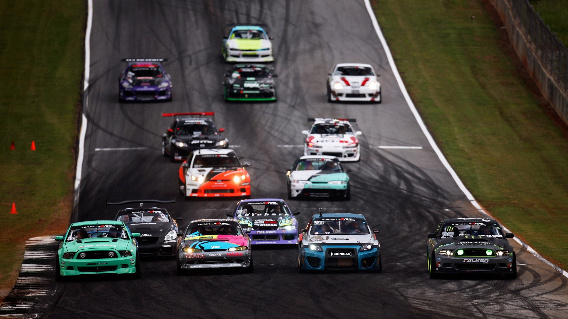 Res: 1920x1080, Car Racing Wide #Picture