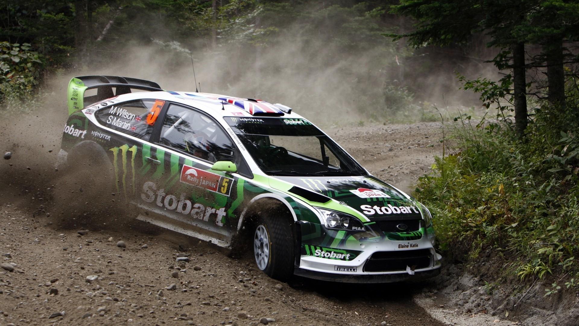 Res: 1920x1080, WRC Racing Wallpapers