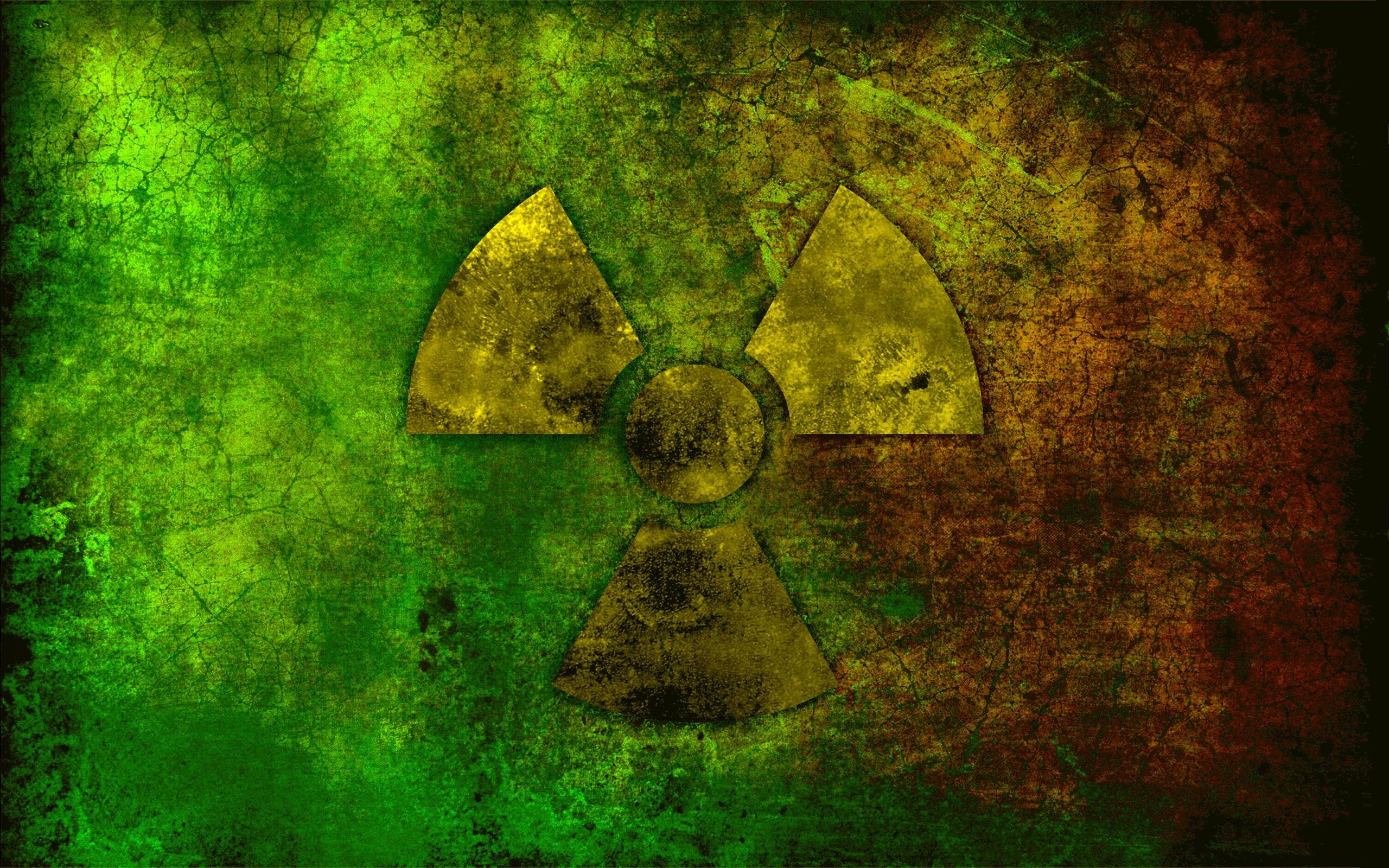 Res: 2560x1600, HD Wallpaper | Background Image ID:61335.  Sci Fi Radioactive