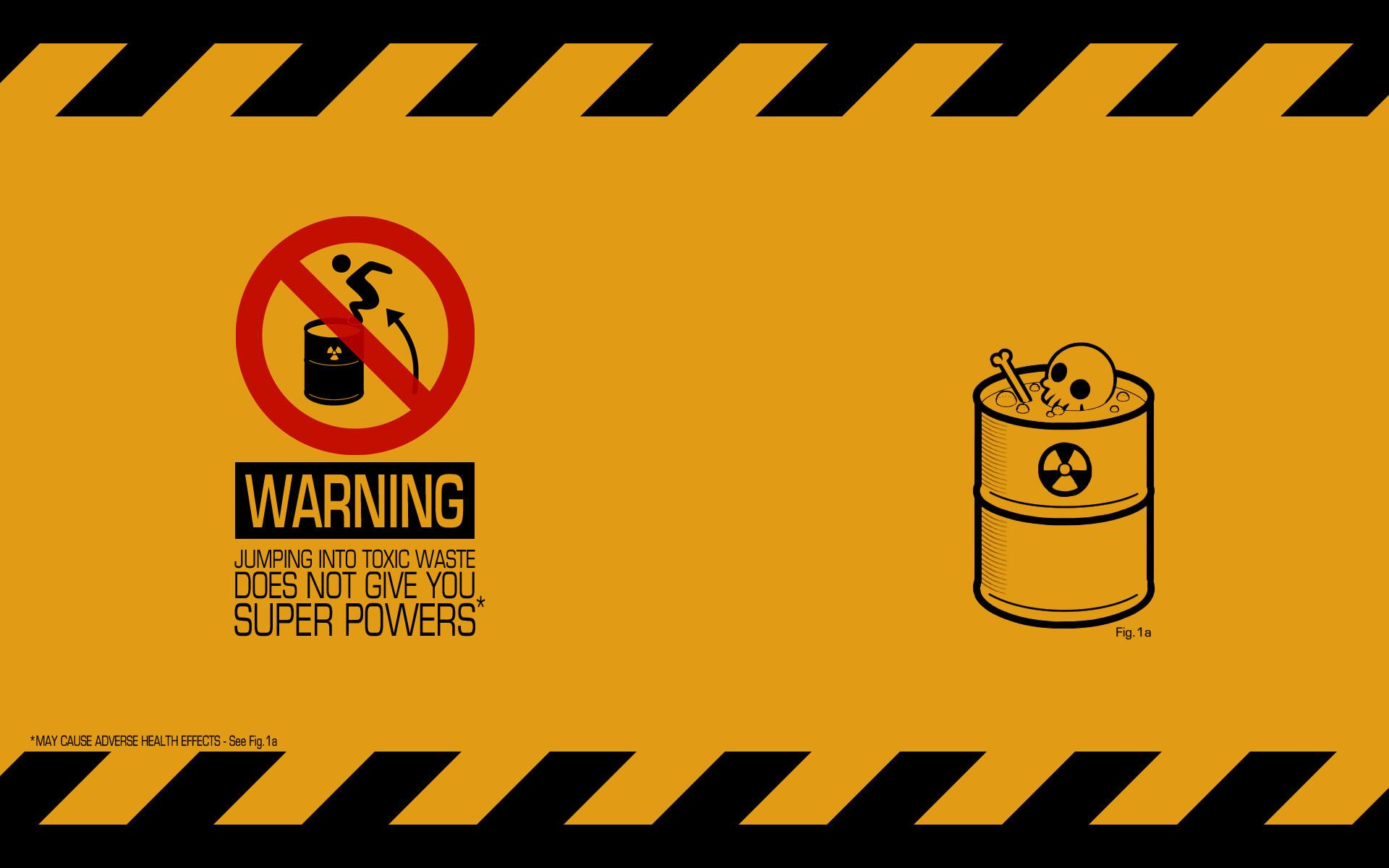 Res: 1920x1200, warning Signs, Radioactive
