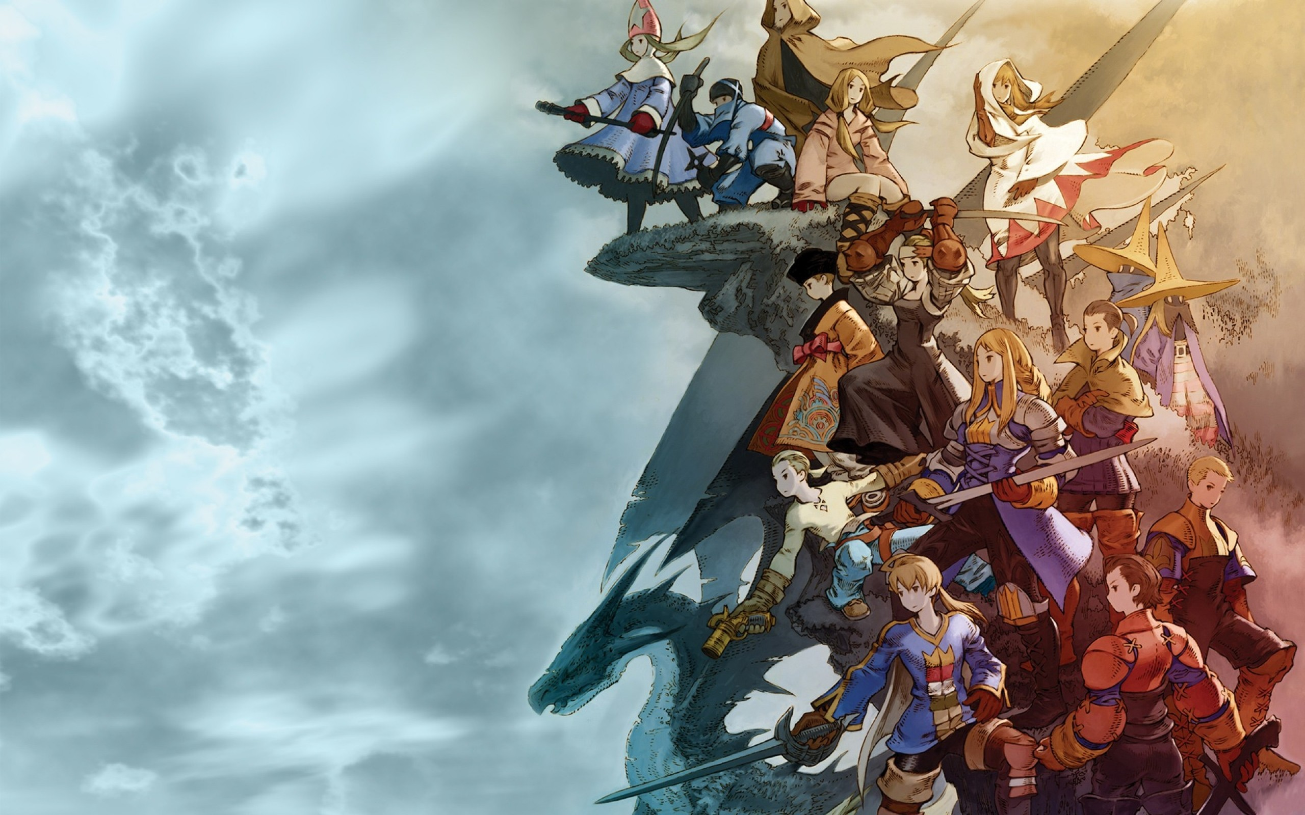 Res: 2560x1600, Previous: Final Fantasy Tactics ...