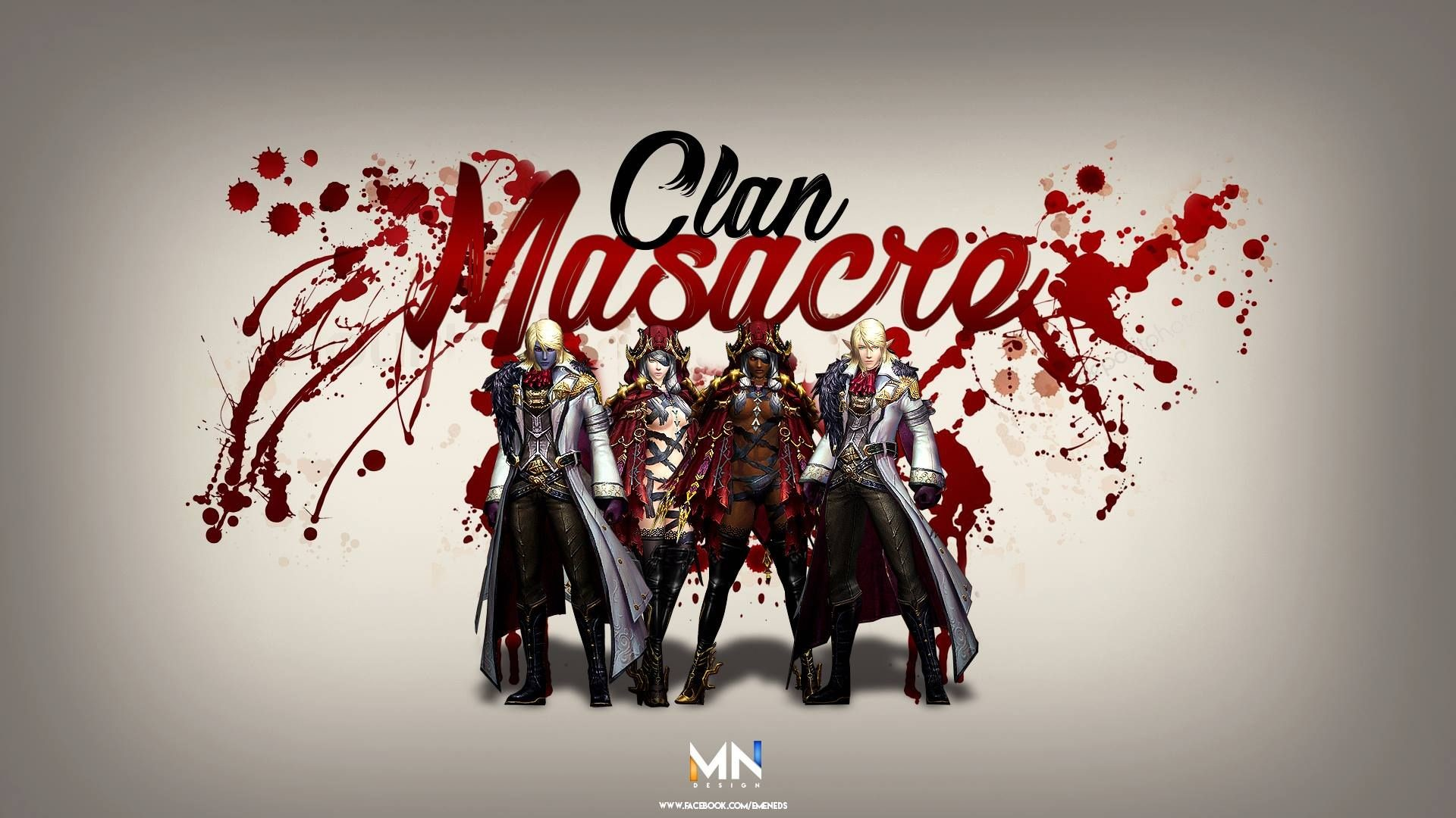 "Res: 1920x1080, Wallpaper ""Clan Masacre"" (Shaiya)  MultiDispositivo #Clan #Masacre  #Shaiya"