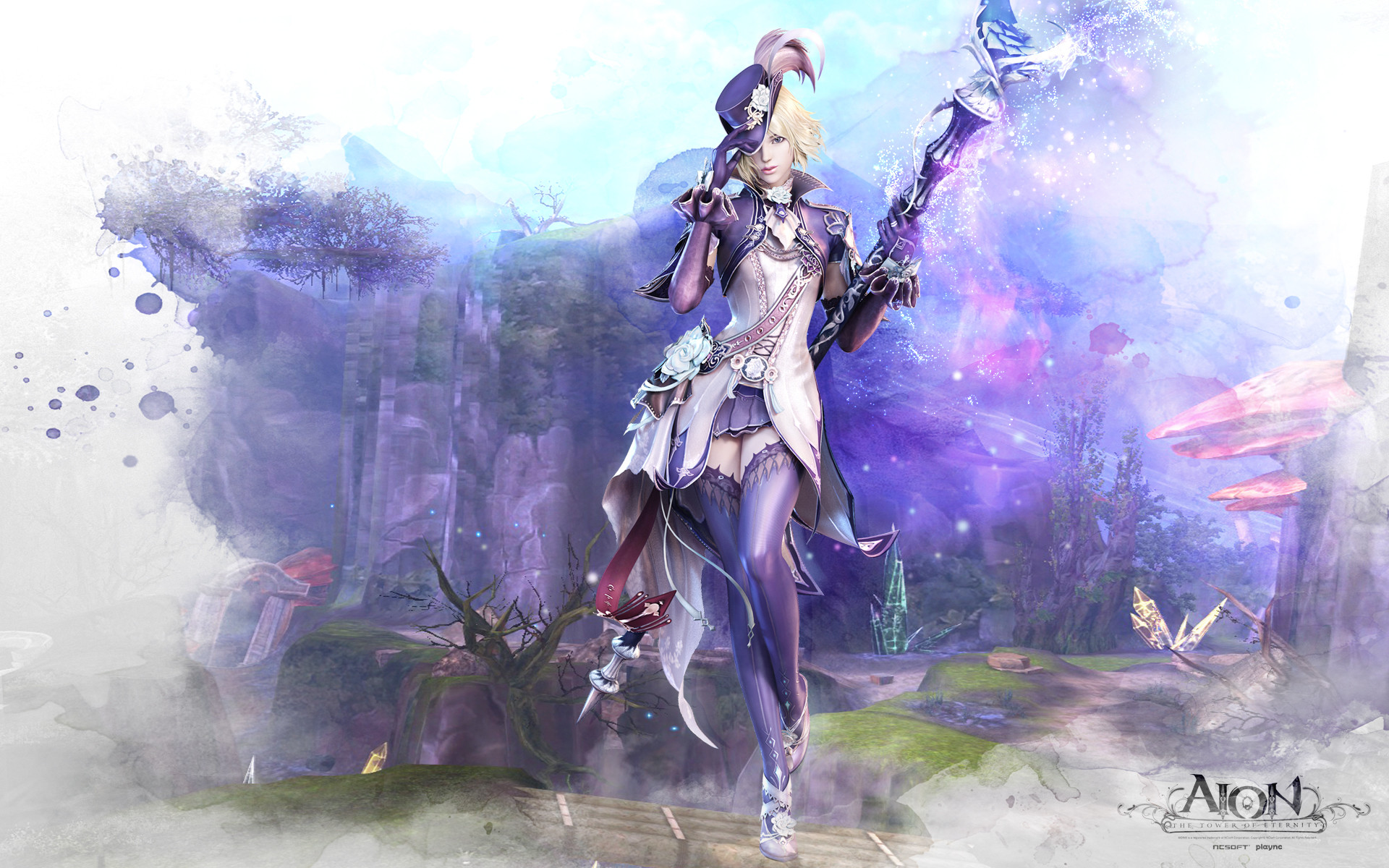 Res: 1920x1200,  Aion Wallpaper.