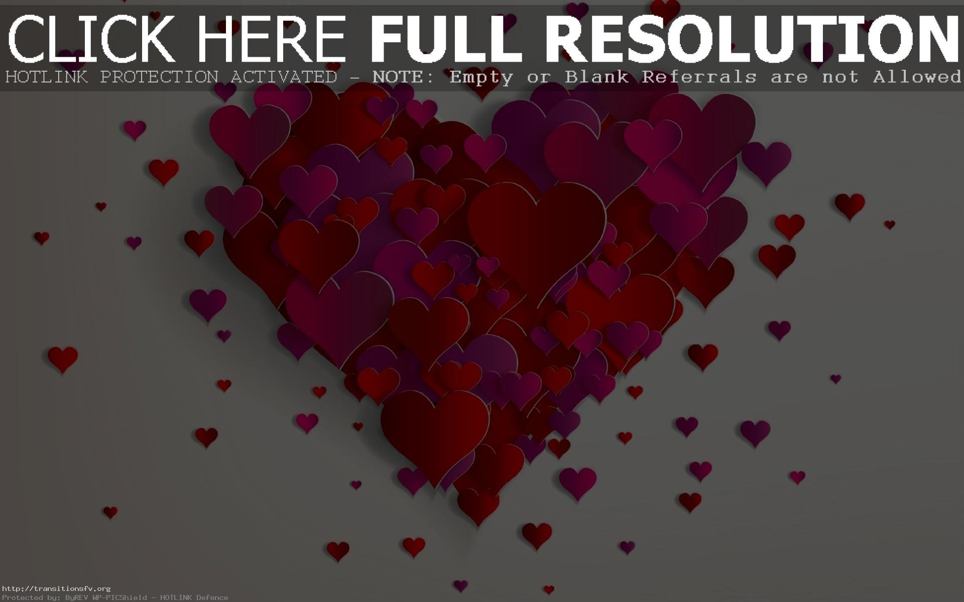 Res: 1920x1200, Many Hearts Making Single Heart Love S New Hd Simple Image Of