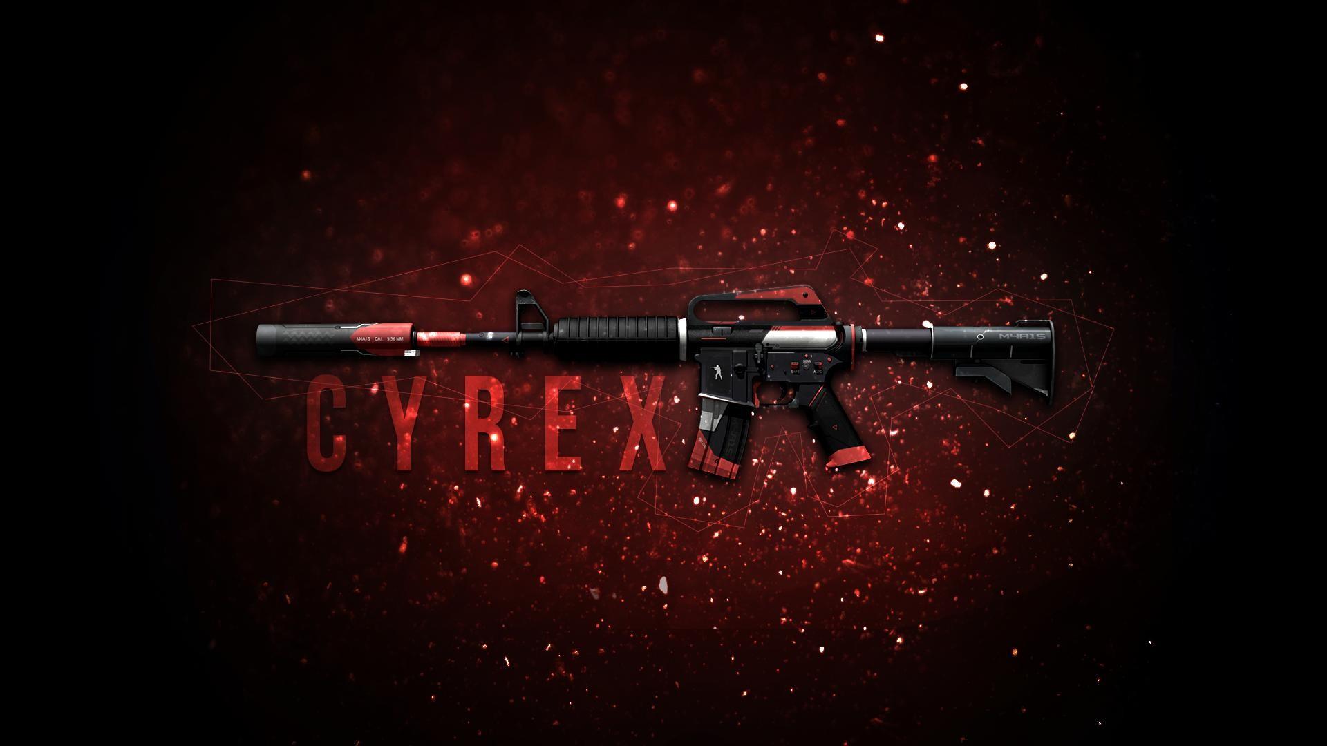 Res: 1920x1080, M4A1-S Cyrex