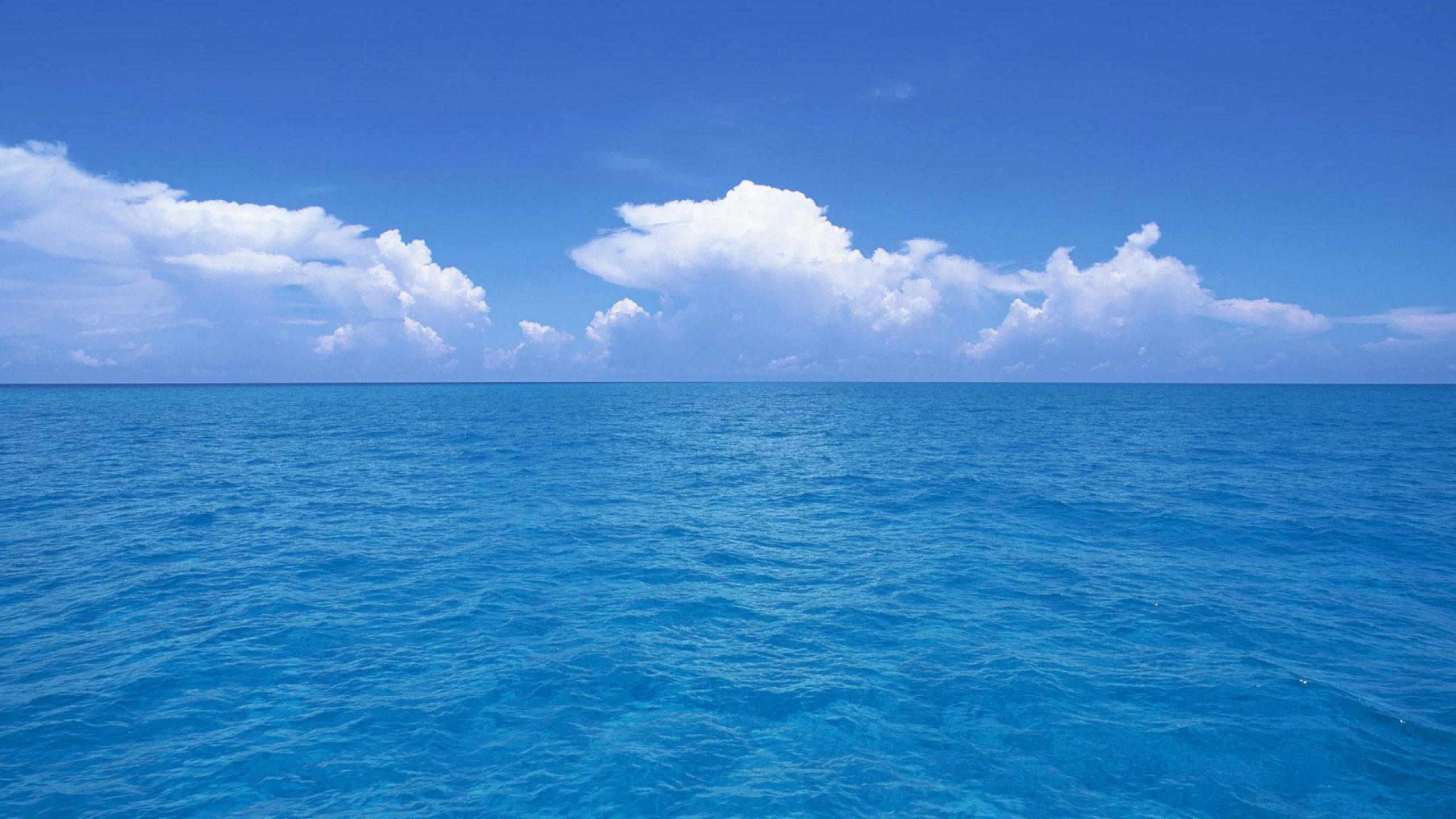 Res: 2560x1440, Ocean Wallpaper High Quality C2Y ? WALLPAPERUN.COM - HD Wallpapers