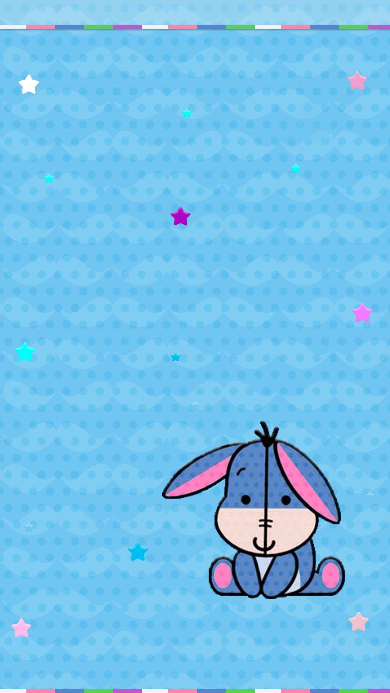 Res: 1242x2208, Disney Phone Wallpaper, Friends Wallpaper, Pooh Bear, Iphone Wallpapers,  Eeyore, Backgrounds, Softies, Wallpapers, Birds