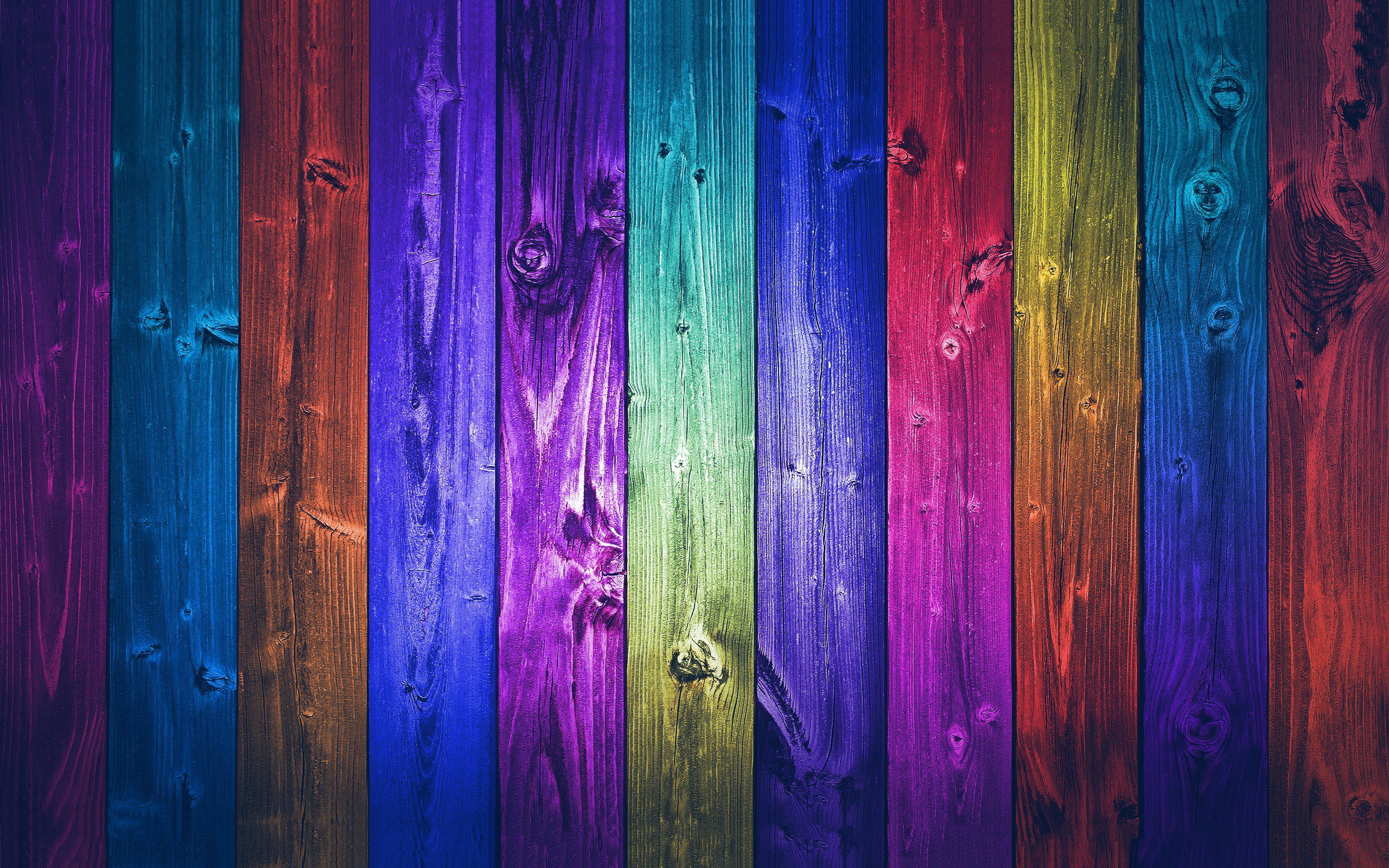Res: 2560x1600, Colored wood board Wallpapers | Pictures