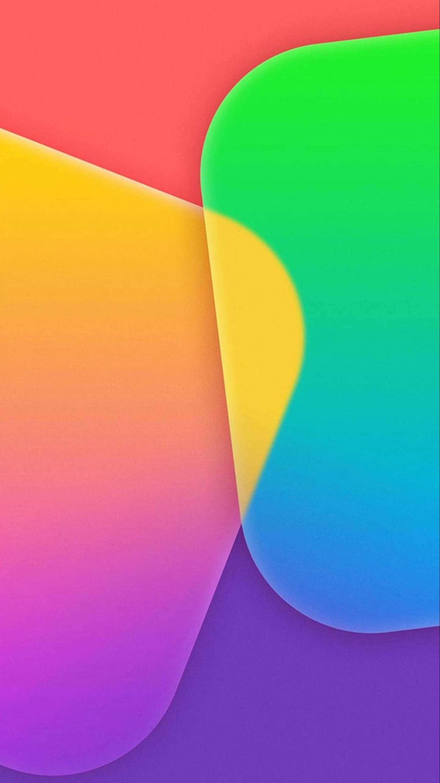 Res: 1440x2560, Simple multi-colored background Galaxy S7 Wallpaper