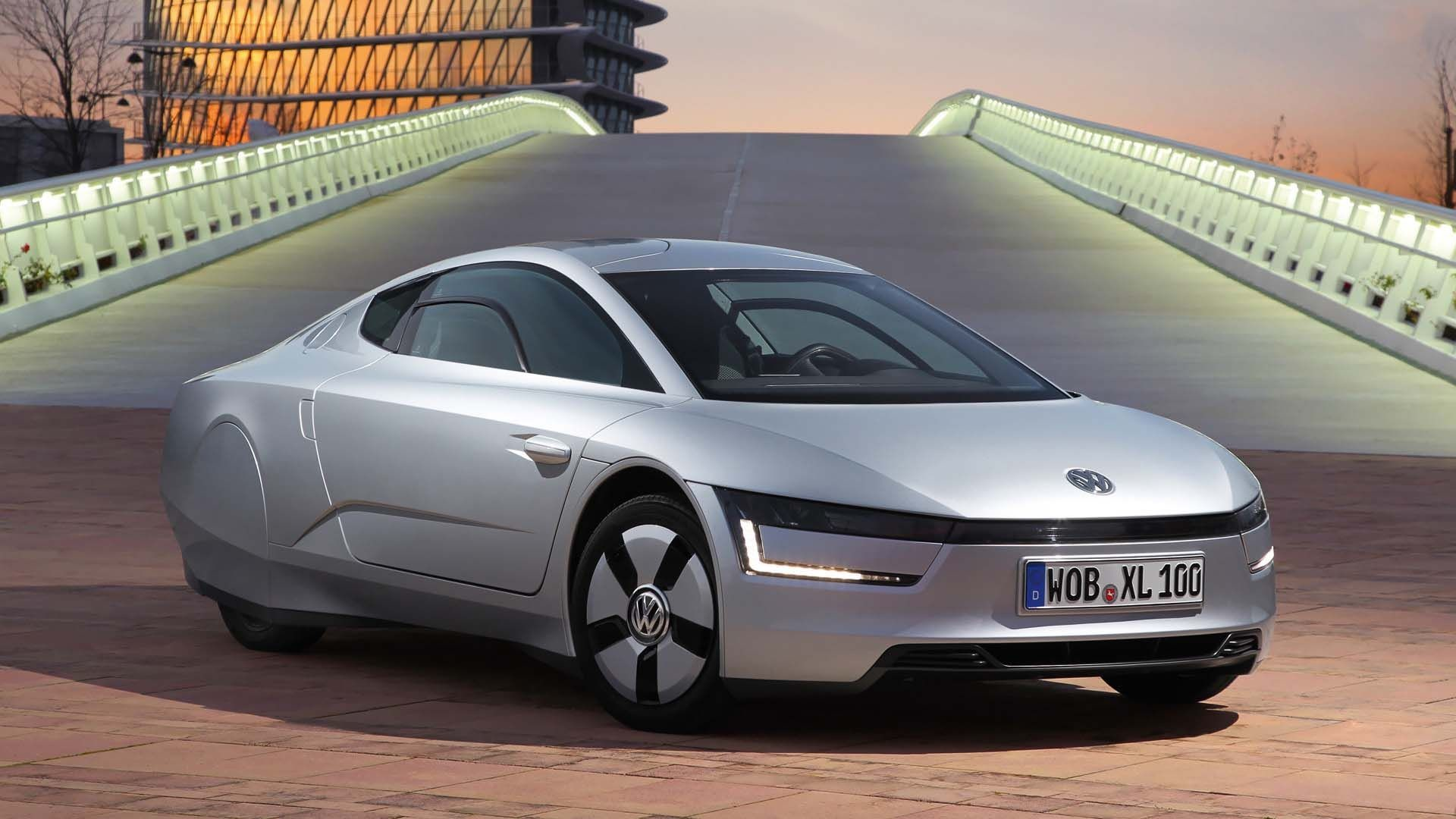 Res: 1920x1080, Volkswagen Xl1 - The Silver Hawk | HD Volkswagen Wallpaper Free Download ...
