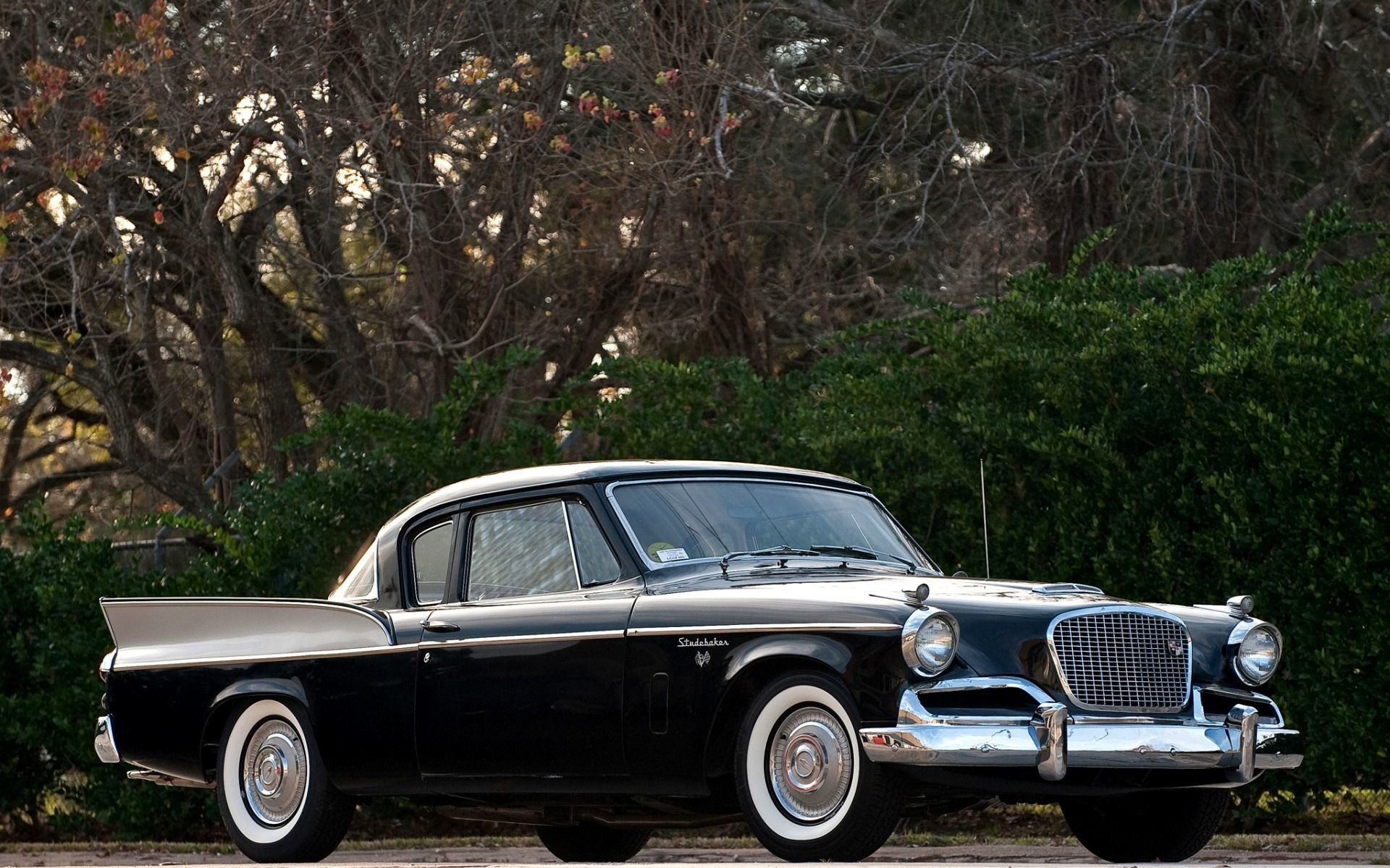 Res: 1920x1200, Studebaker Silver Hawk Wallpaper HD