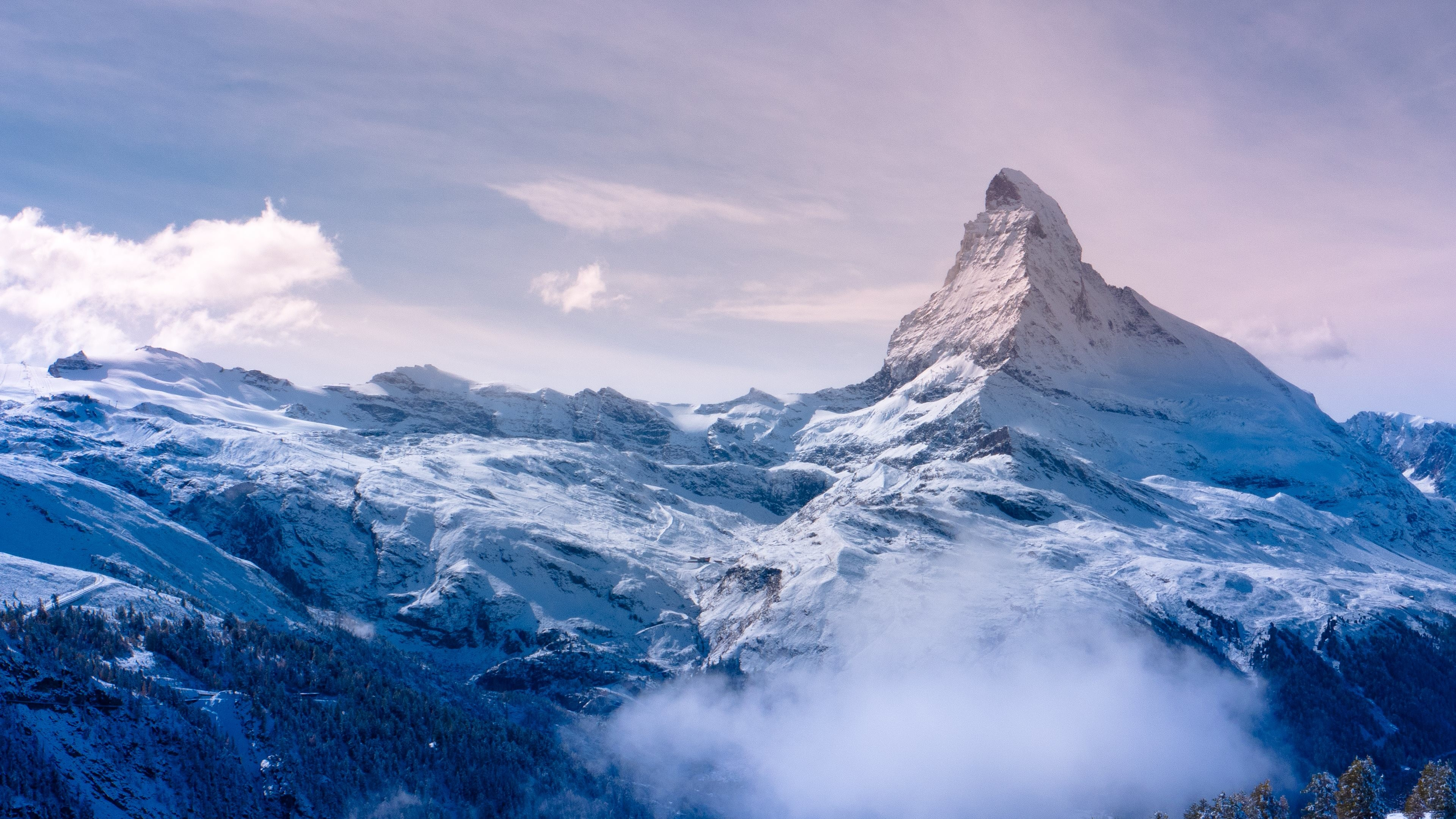 Res: 3840x2160, Swiss Alps Wallpapers · 4K HD Desktop Backgrounds Phone Images