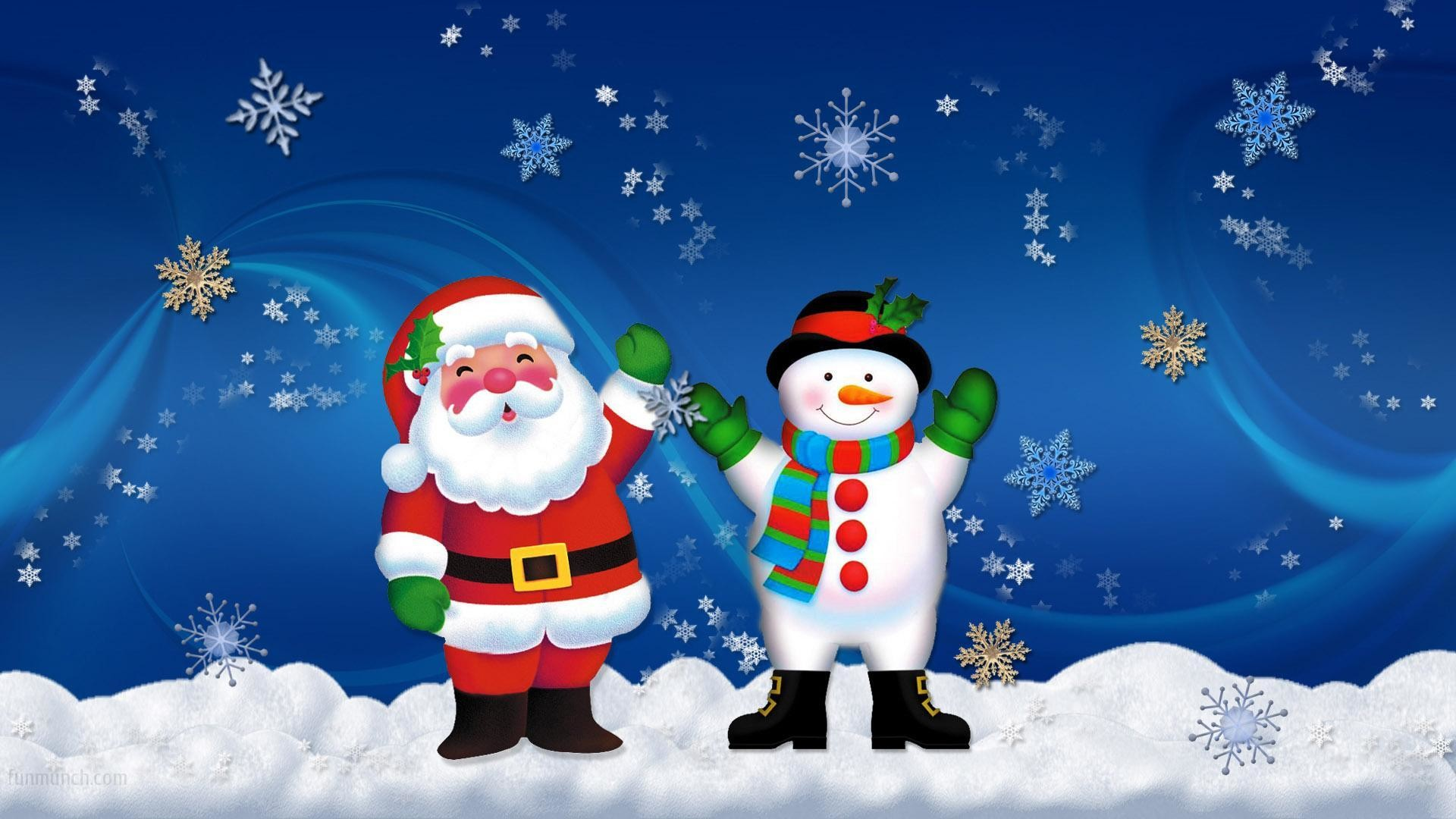 Res: 1920x1080, Best Colorful Christmas Wallpapers (2)