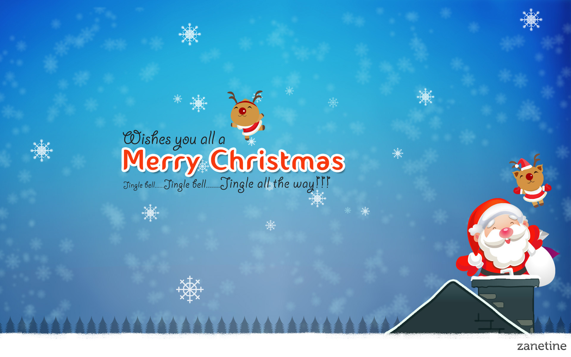 Res: 1920x1200, wish-you-all-a-merry-christmas