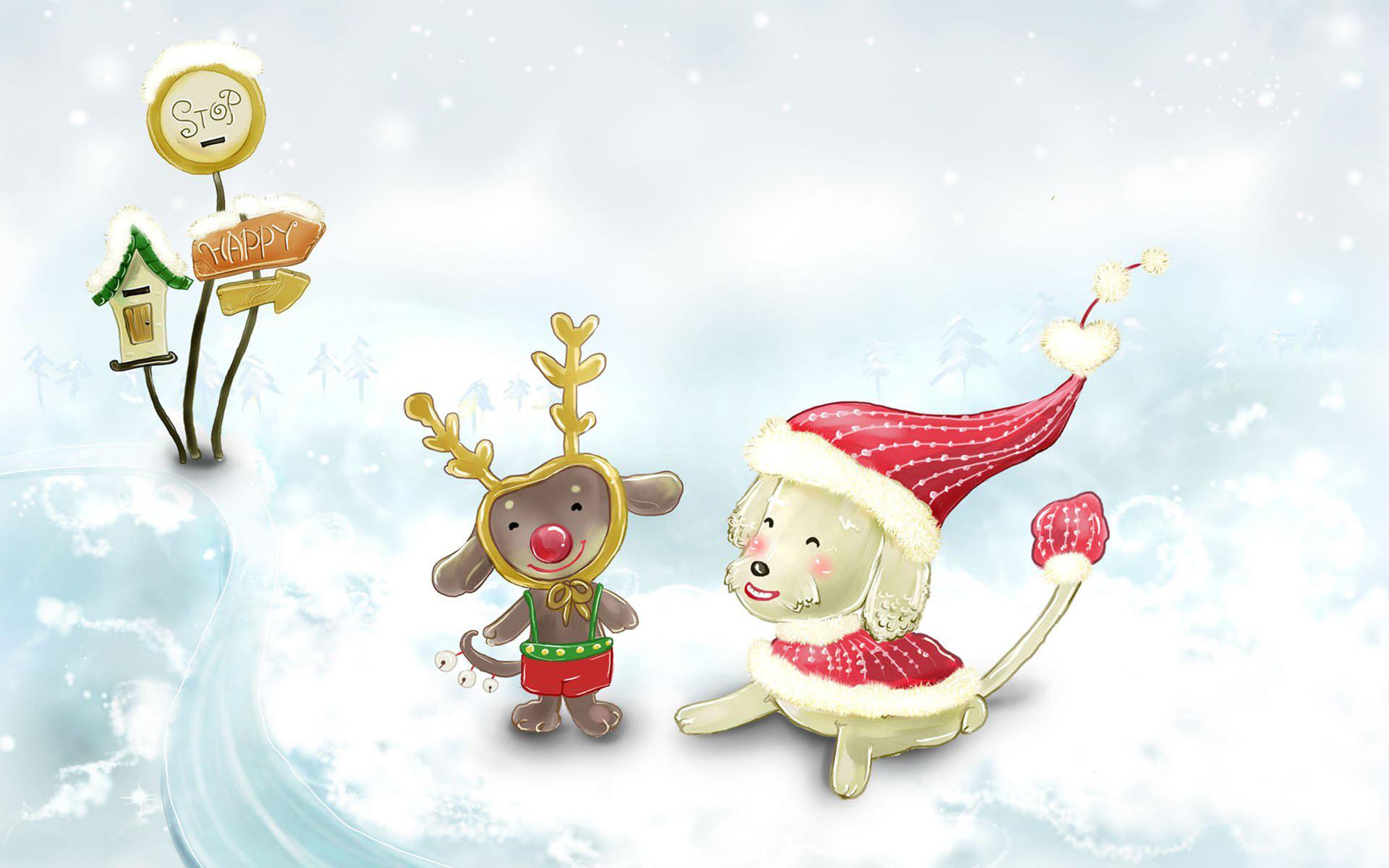 Res: 1920x1200, Cute Christmas