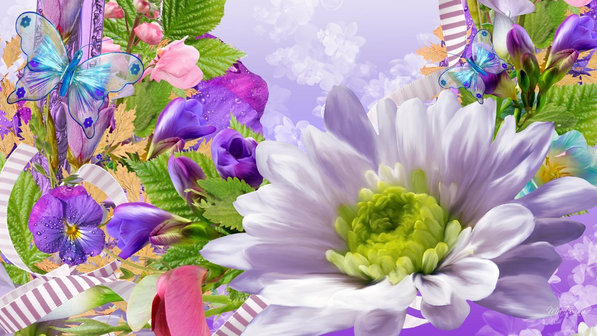 Res: 1920x1080, flower-wallpaper-for-desktop-background-hd-8 – Best Web