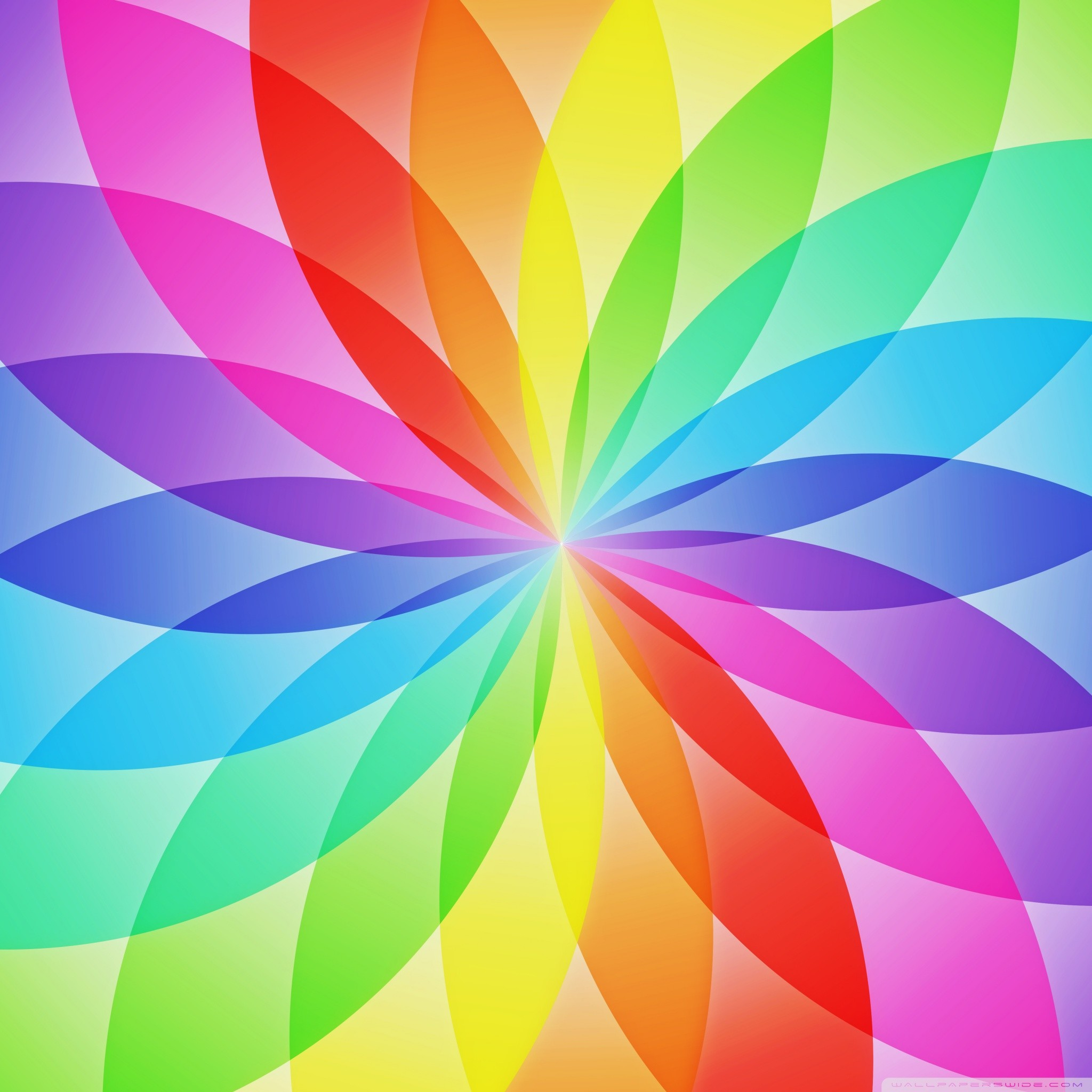 Res: 2048x2048, Rainbow Wallpapers 25 - 2048 X 2048