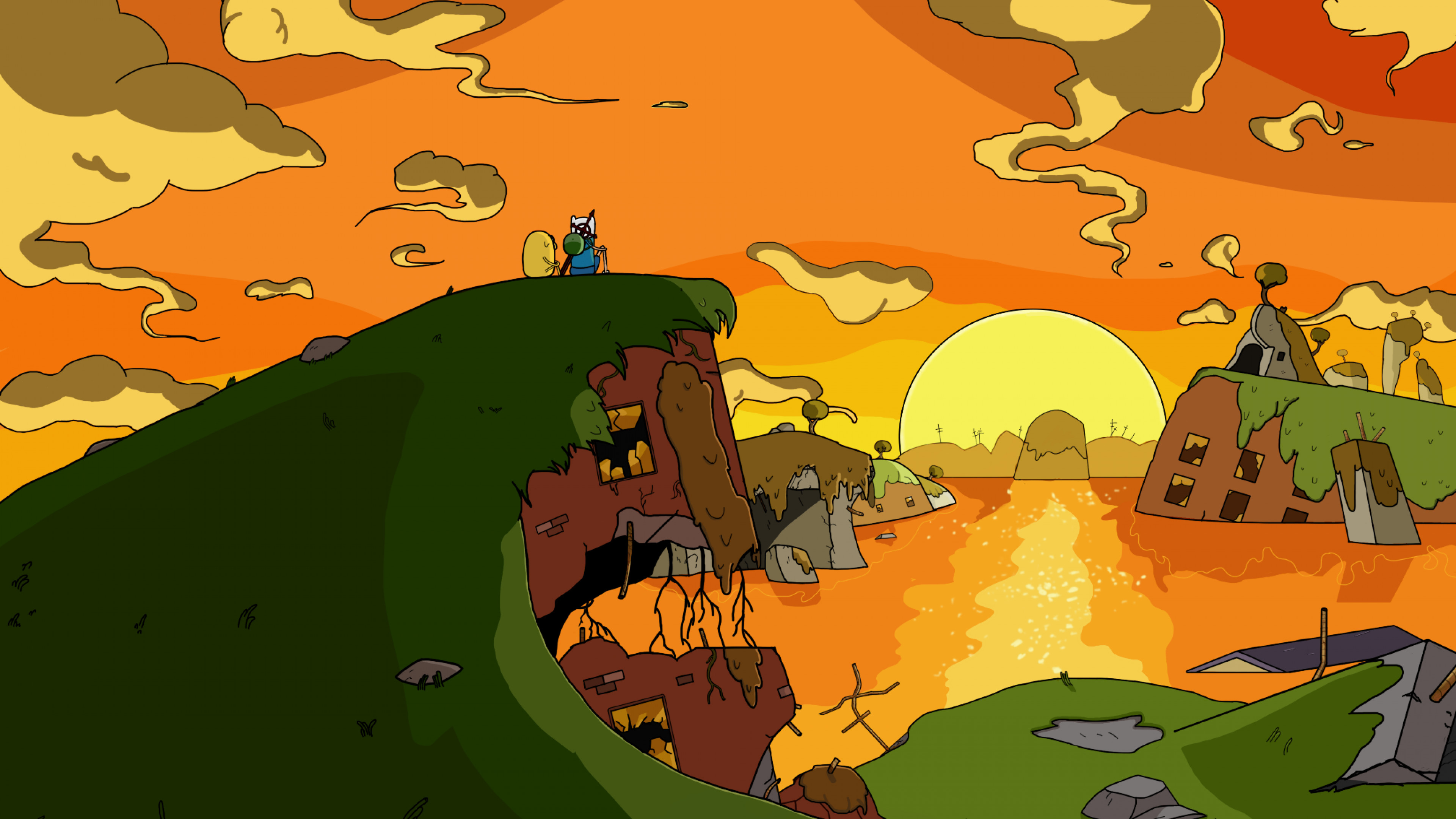 Adventure Time Wallpapers Hd Wallpaper Collections 4kwallpaper