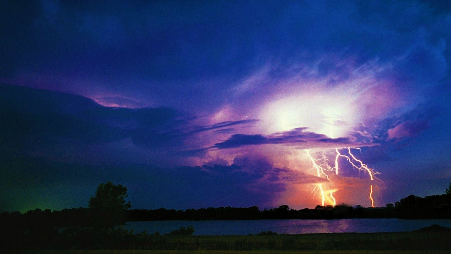 Res: 1920x1080, thunderstorm wallpapers - DriverLayer Search Engine