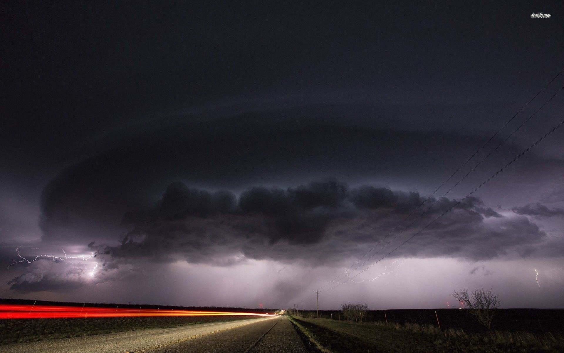 Res: 1920x1200, Top Storm Clouds Brewing Thunderstorm Wallpapers