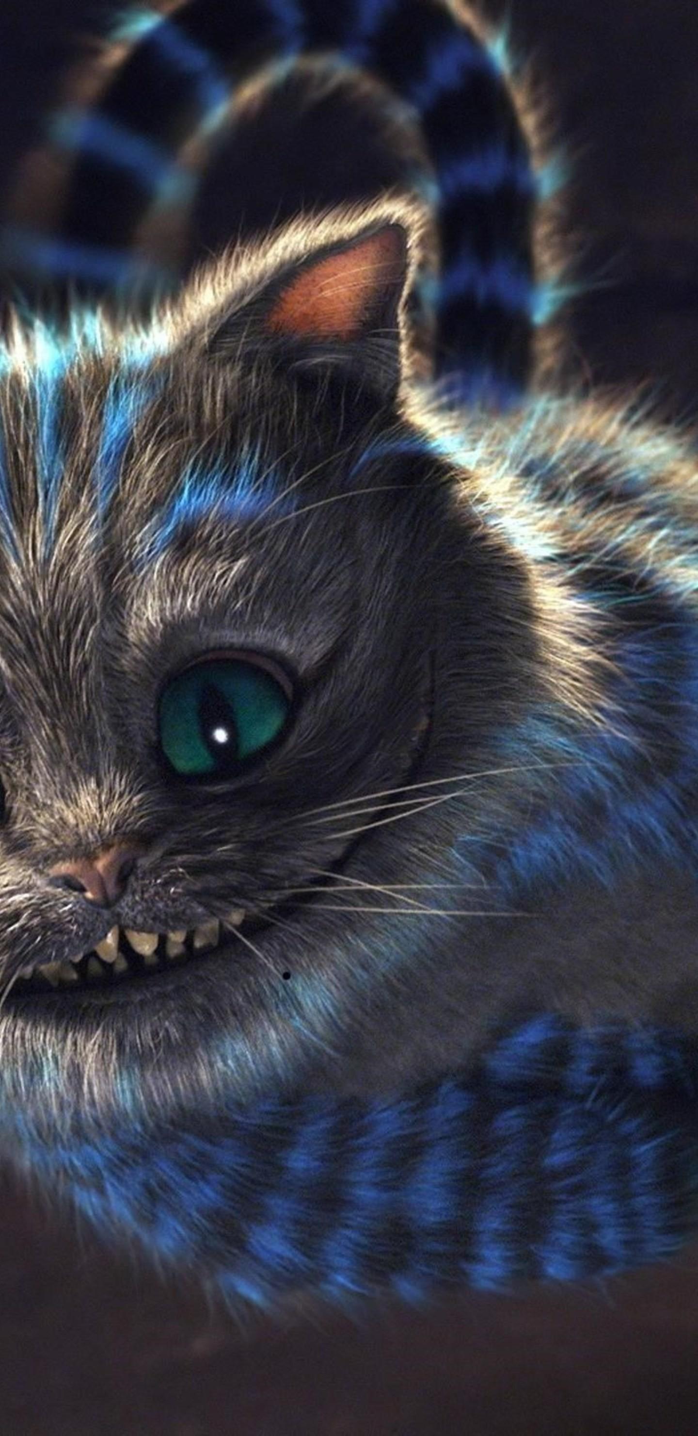 Res: 1440x2960, cheshire-cat.jpg