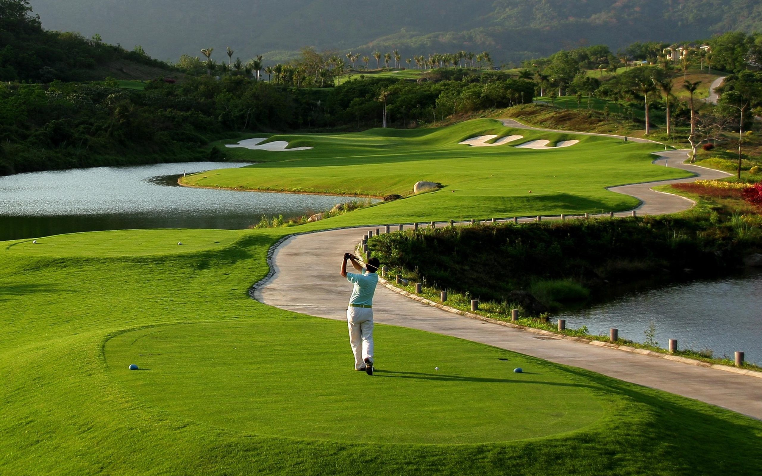 Res: 2560x1600, Golf Wallpapers 15 - 2560 X 1600