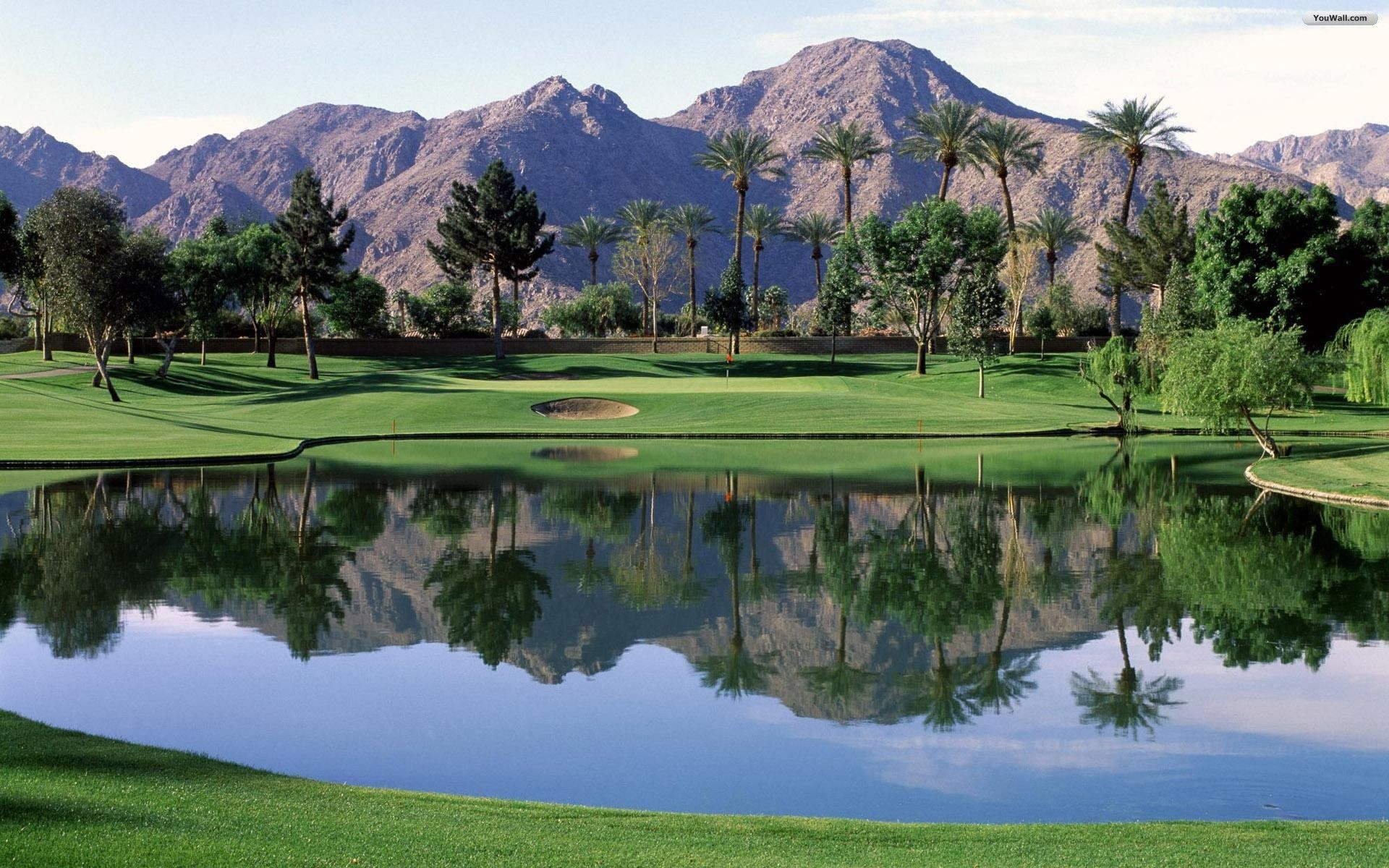 Res: 1920x1200, Golf desktop wallpapers in best quality - PGA tours and Golf fields